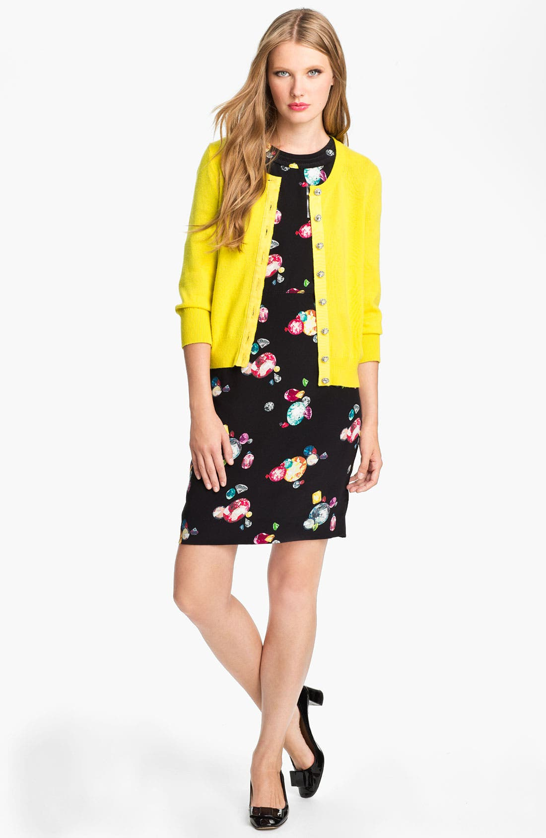 Alternate Image 3  - kate spade new york 'evangelia' cardigan