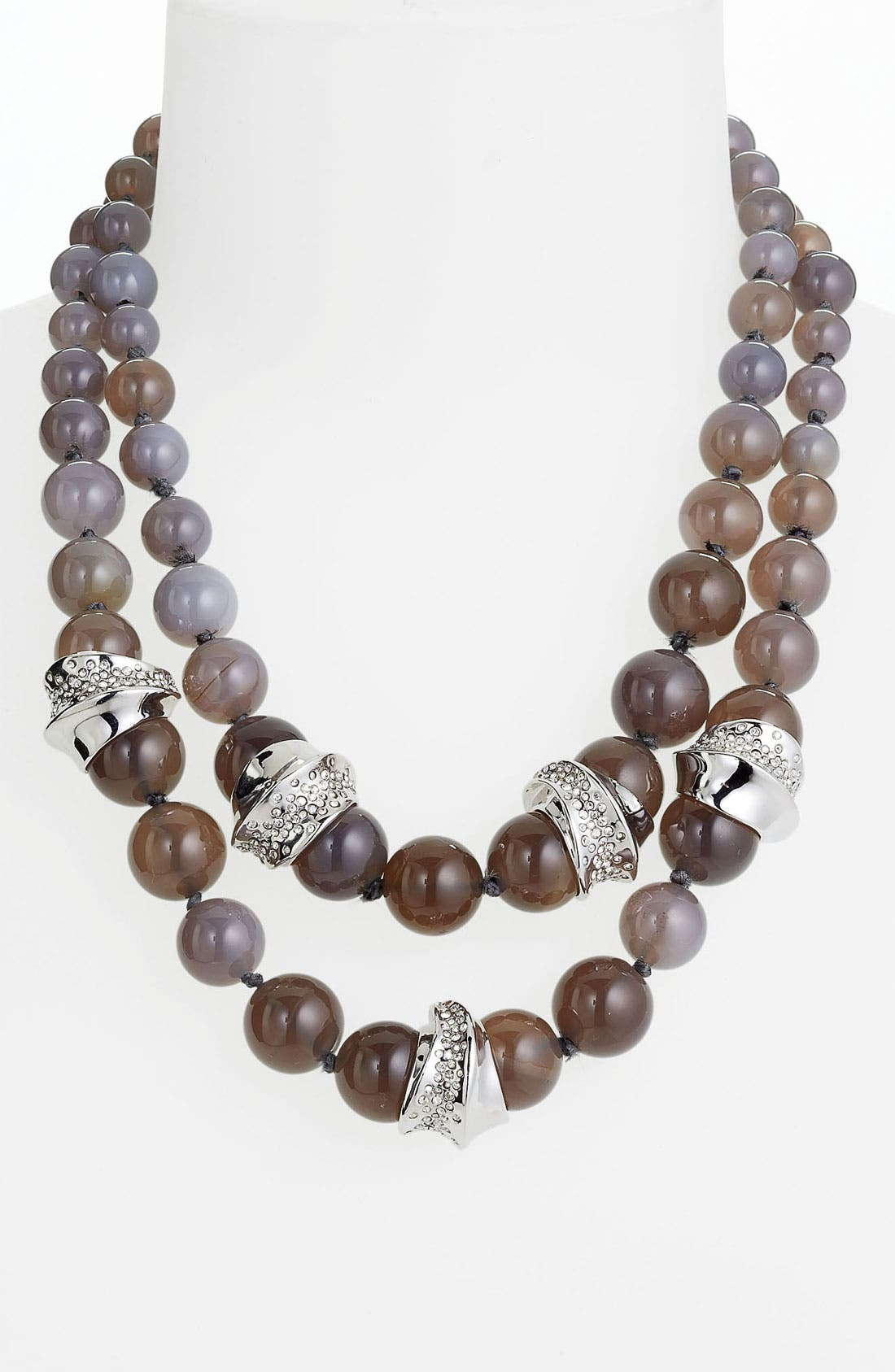 Alternate Image 1 Selected - Alexis Bittar 'Miss Havisham - Bel Air' Double Strand Necklace