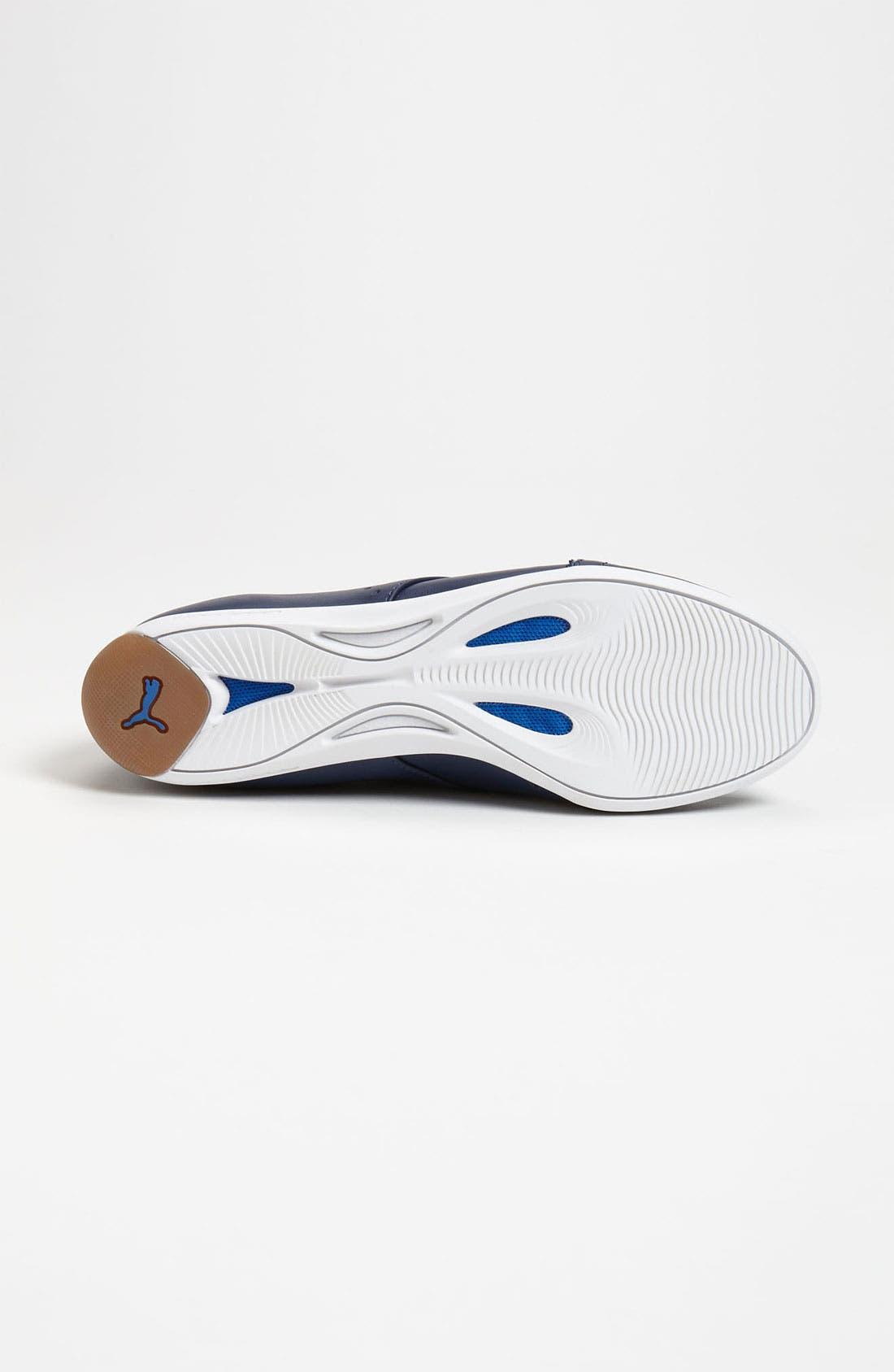 Alternate Image 4  - PUMA 'English MINI' Sneaker (Women)