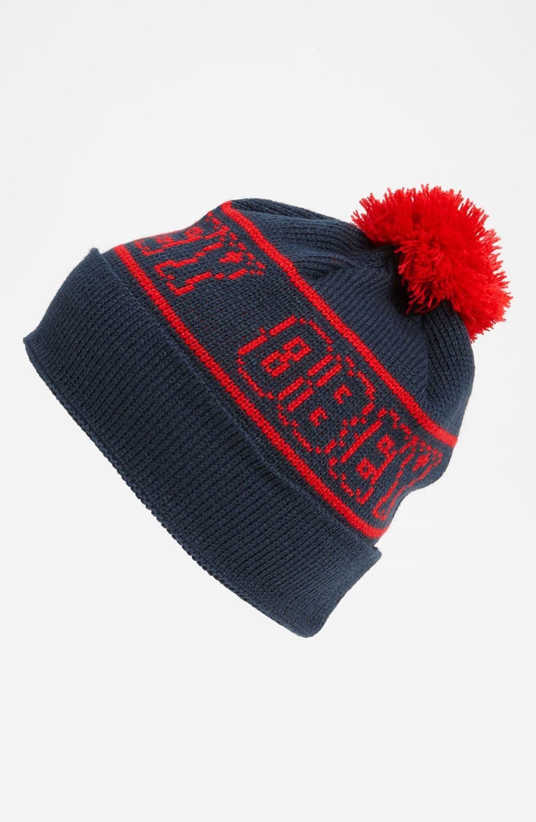 Alternate Image 1 Selected - Obey 'Gretsky' Knit Cap