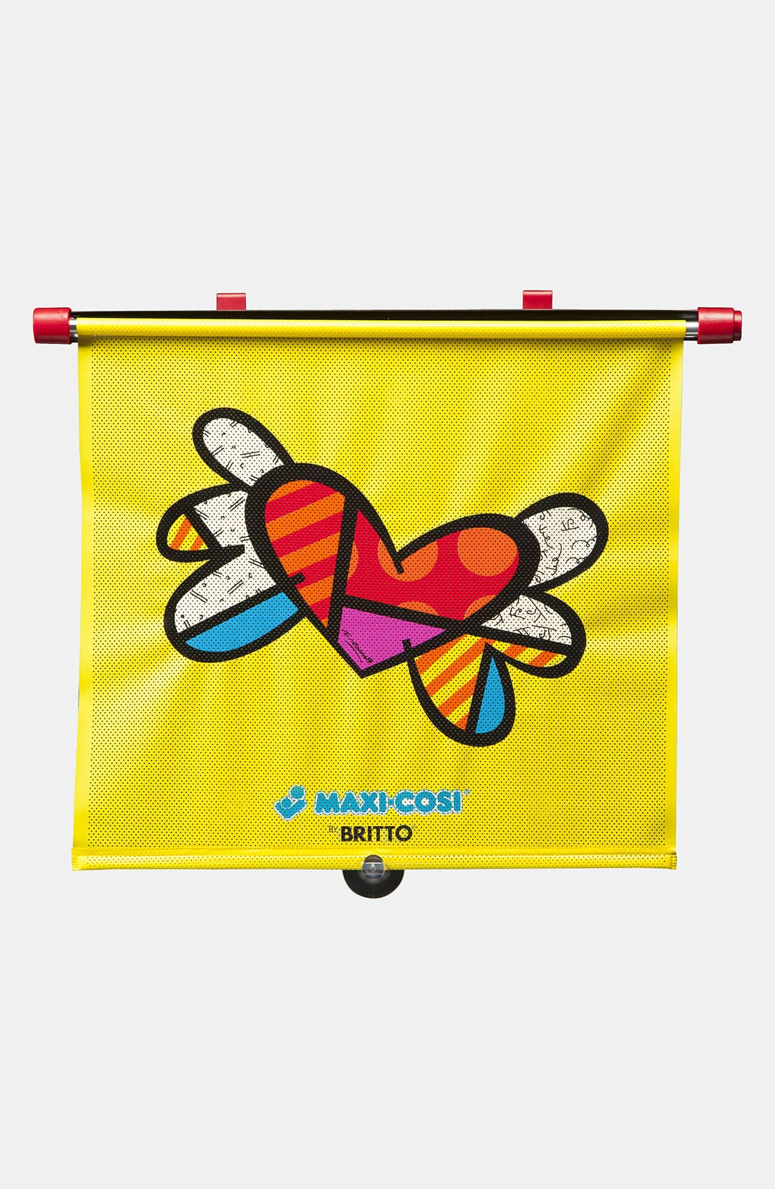 Alternate Image 1 Selected - Quinny® by Britto 'Heart' Sunshade