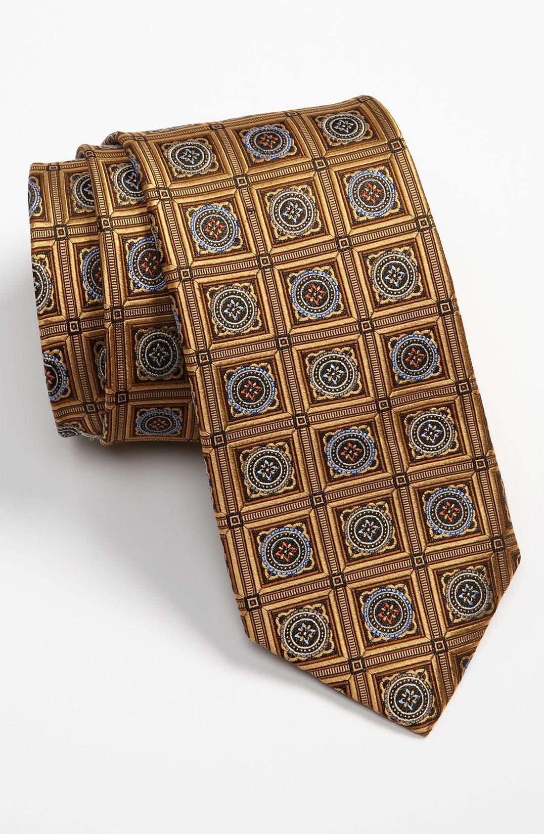 Main Image - J.Z. Richards Woven Silk Tie