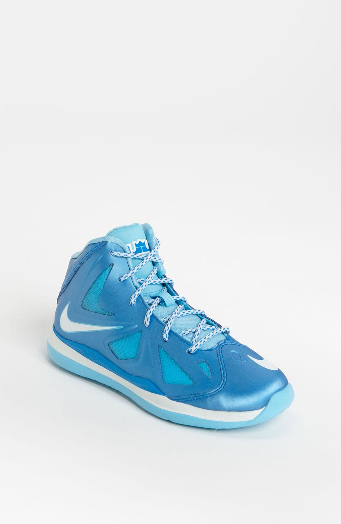 Main Image - Nike 'LeBron 10 Pressure' Basketball Shoe (Toddler & Little Kid)