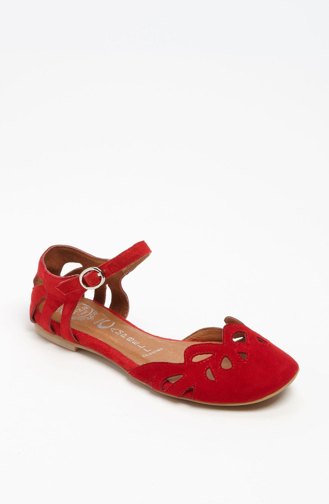 Alternate Image 1 Selected - Jeffrey Campbell 'Cinda' Flat