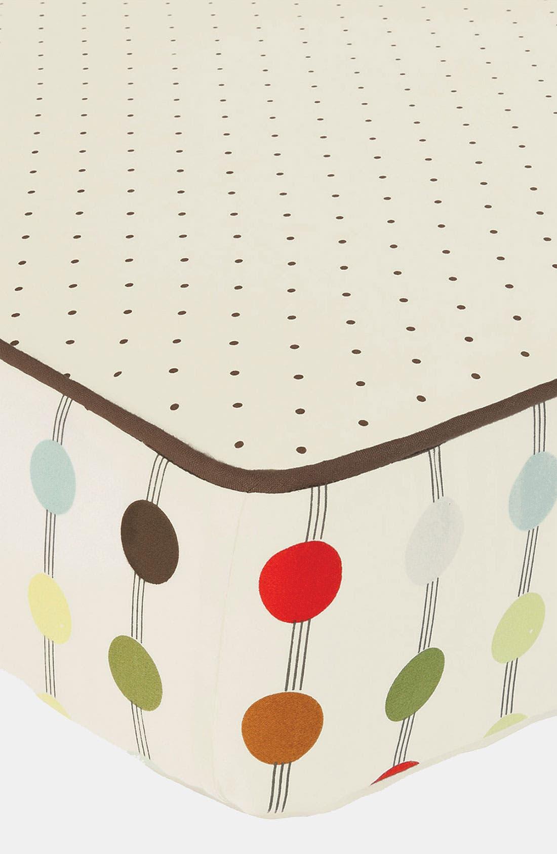 Alternate Image 1 Selected - Skip Hop 'Complete Sheet™' Fitted Crib Sheet