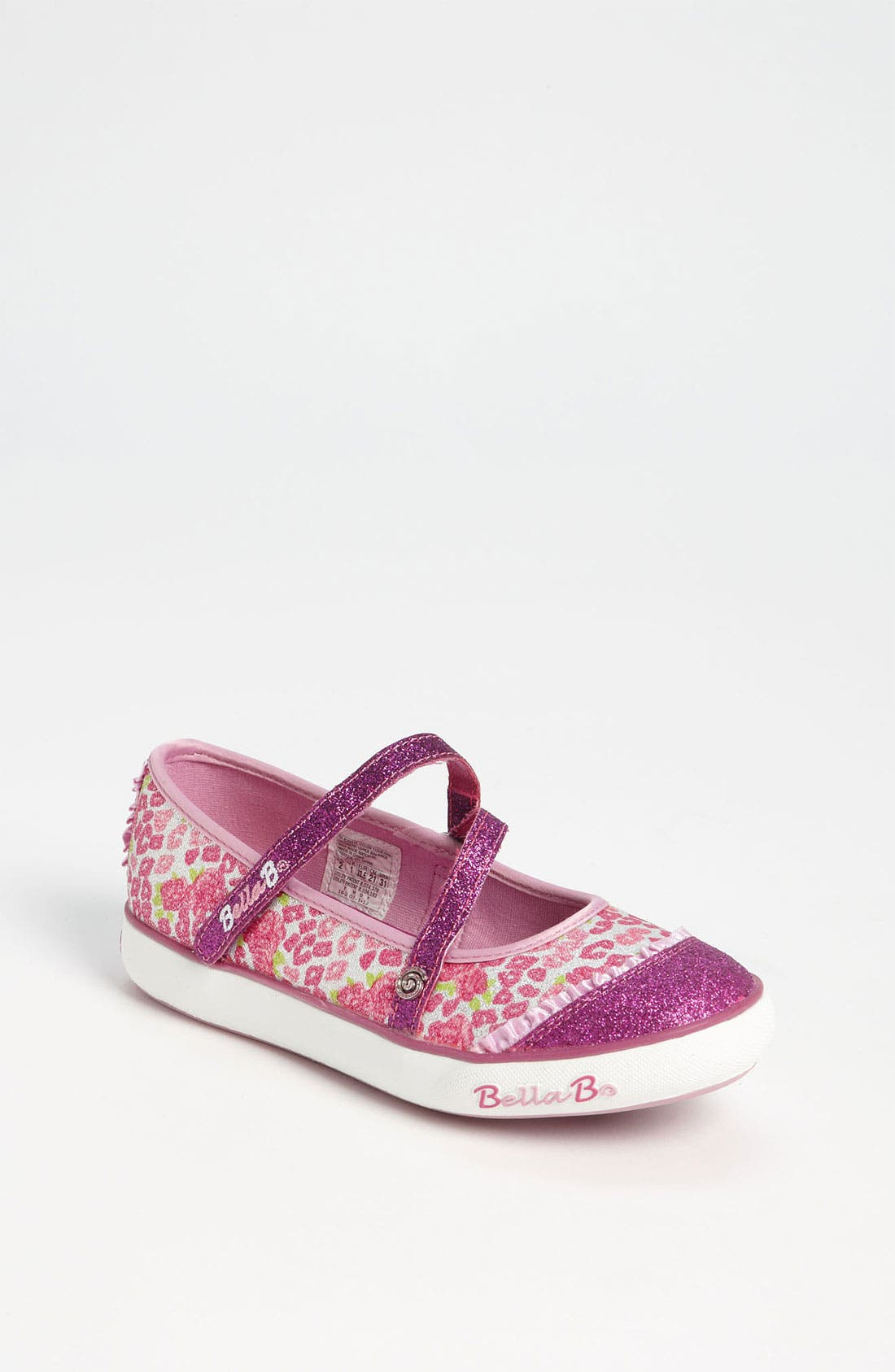 Alternate Image 1 Selected - SKECHERS 'Bella Ballerina' Mary Jane (Toddler & Little Kid)