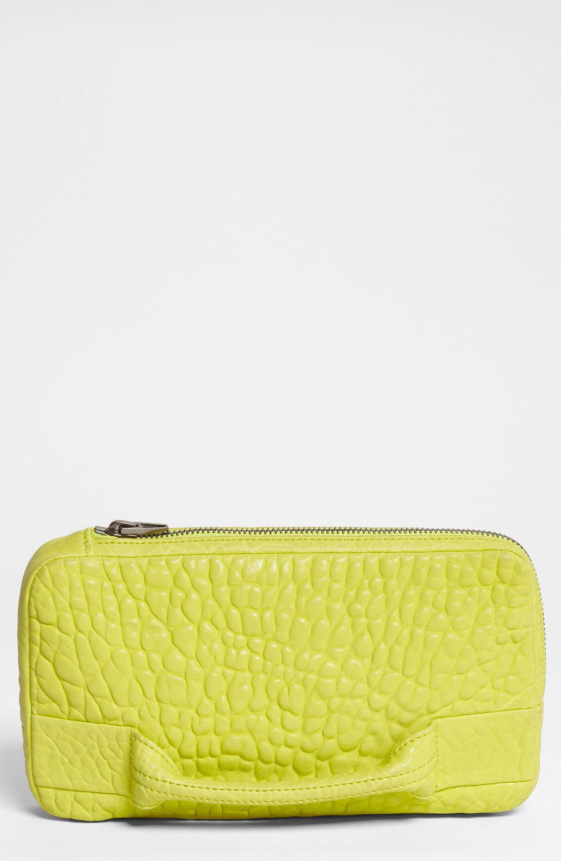 Main Image - Alexander Wang 'Dumbo' Leather Clutch