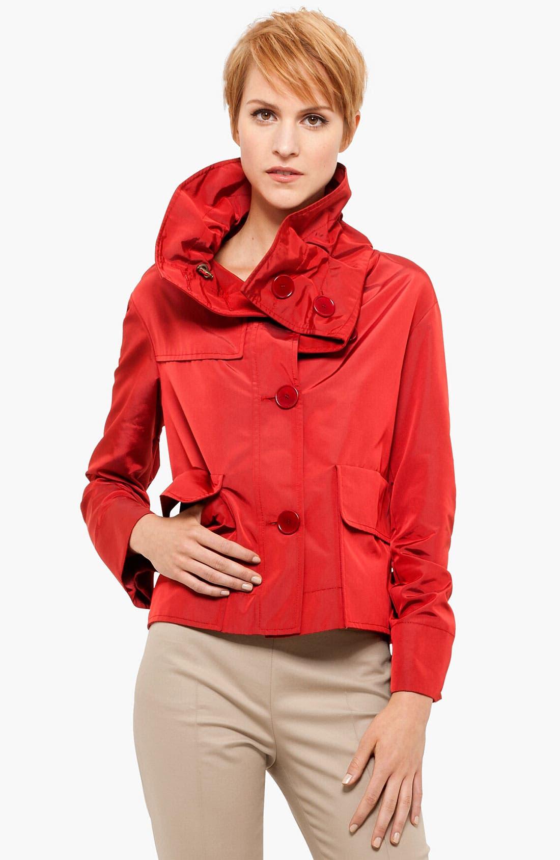 Main Image - Akris punto Techno Nylon Jacket