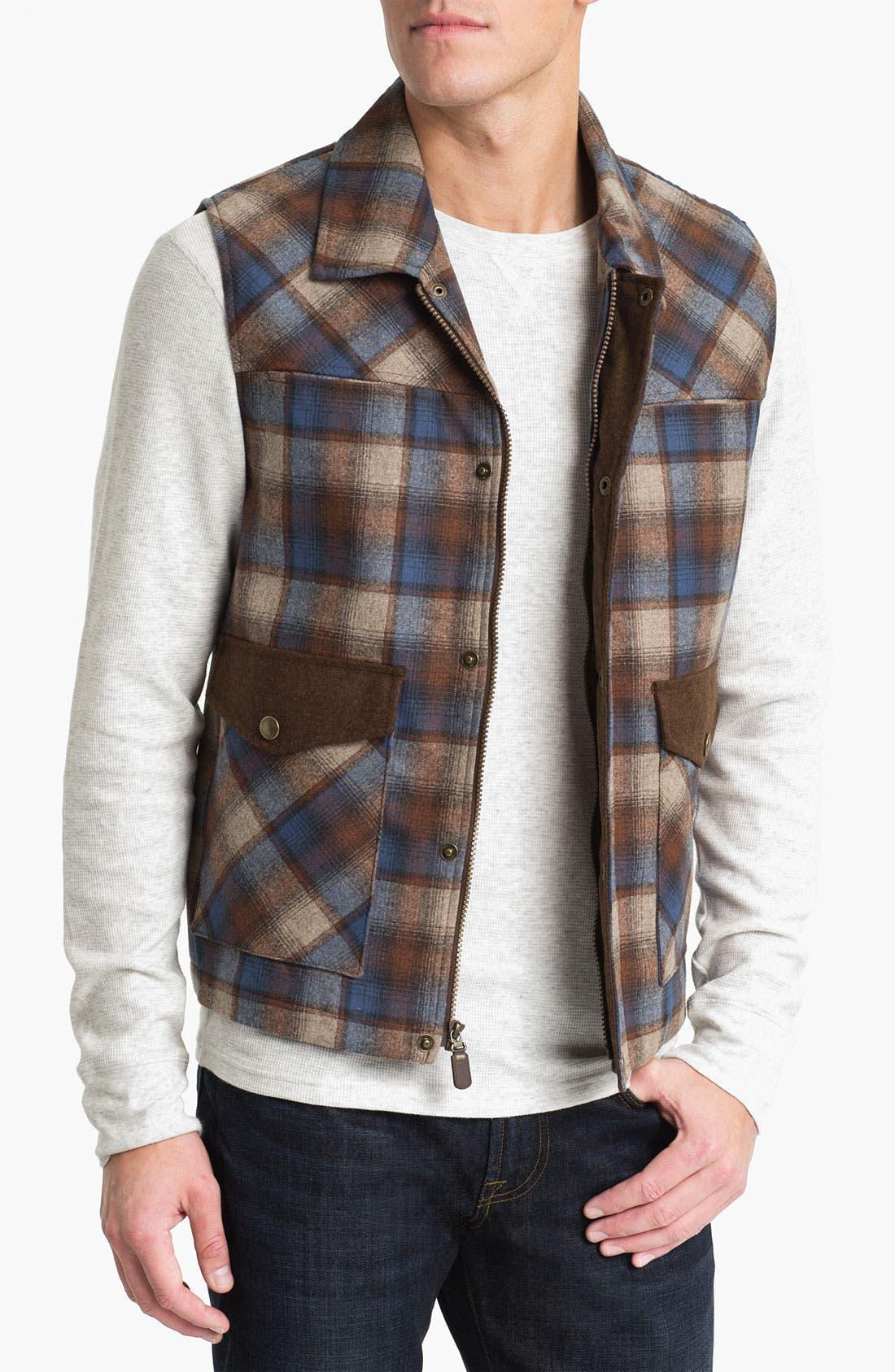 Alternate Image 1 Selected - Pendleton Wool Vest