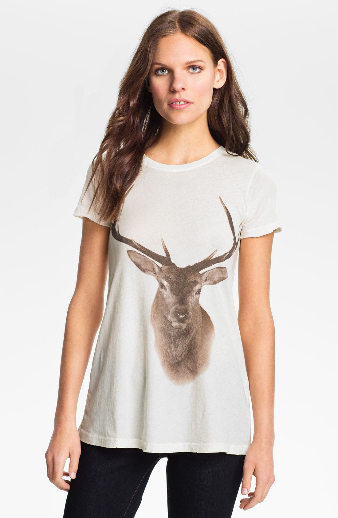 Alternate Image 1 Selected - Wildfox 'Buck' Graphic Tee