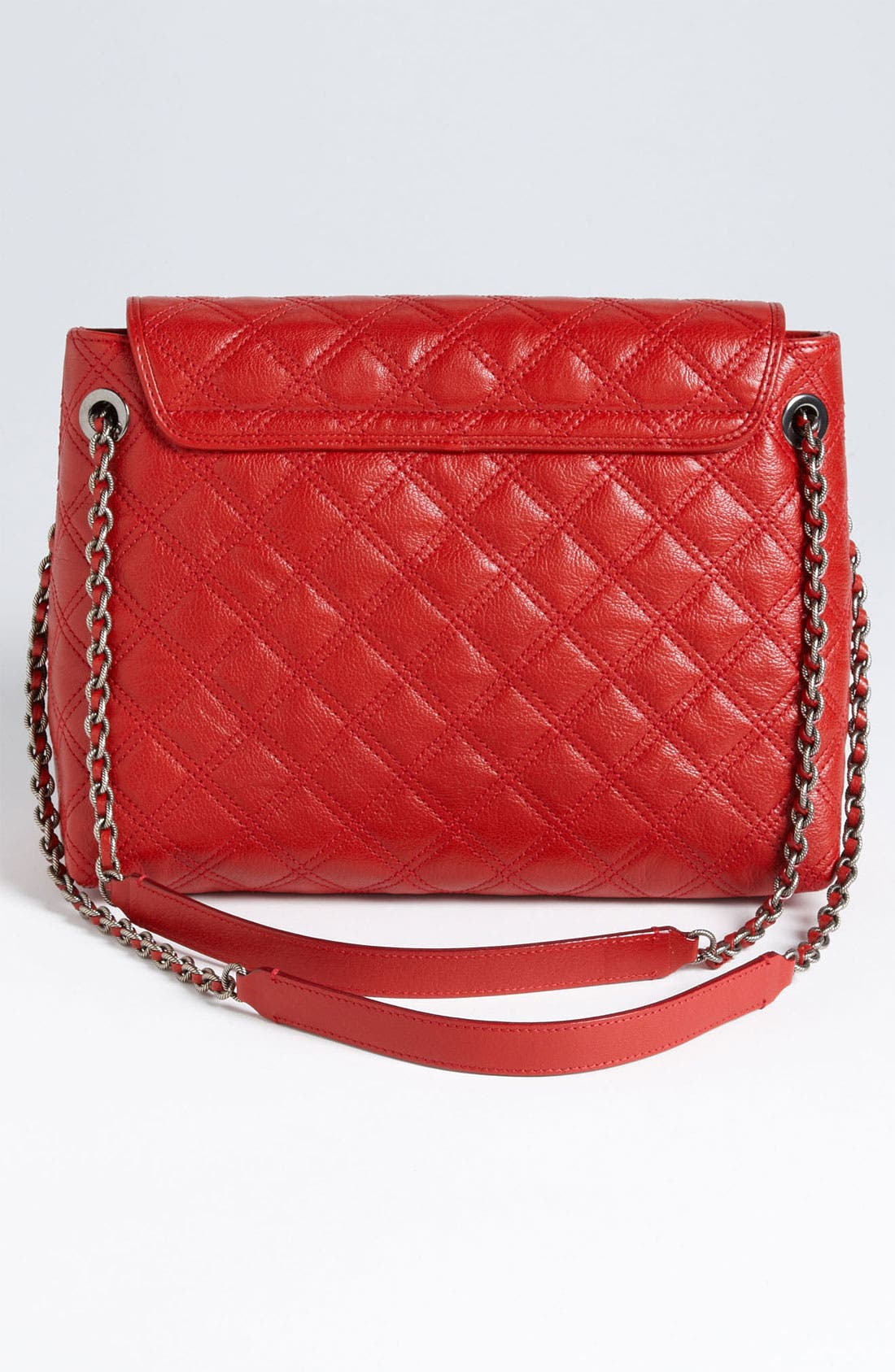 Alternate Image 4  - MARC JACOBS 'Baroque XL Single' Leather Shoulder Bag