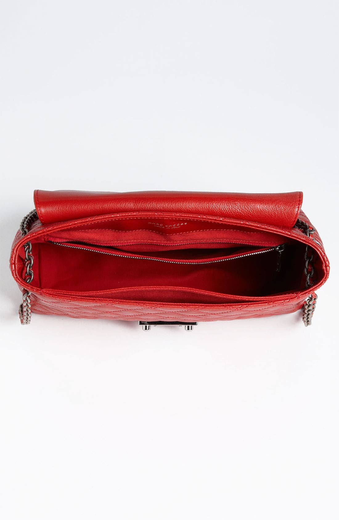 Alternate Image 3  - MARC JACOBS 'Baroque XL Single' Leather Shoulder Bag