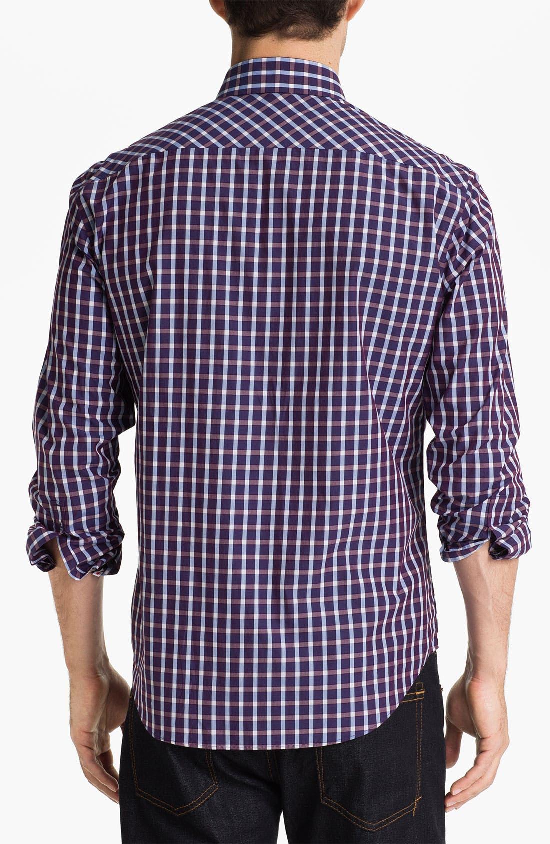 Alternate Image 3  - Zachary Prell 'Richardson' Sport Shirt