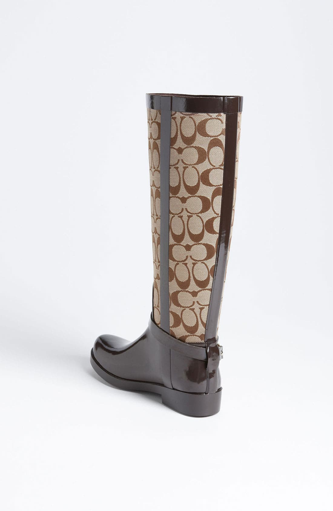 Alternate Image 2  - COACH 'Lux' Rain Boot (Women)