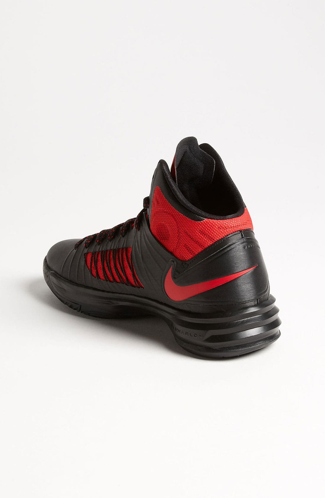 Alternate Image 2  - Nike 'Lunar Hyperdunk' Basketball Shoe (Big Kid)