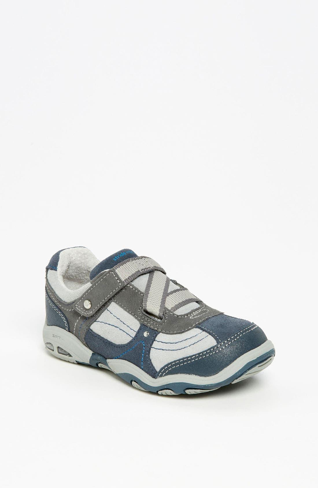 Alternate Image 1 Selected - Stride Rite 'Chad' Sneaker (Toddler & Little Kid)
