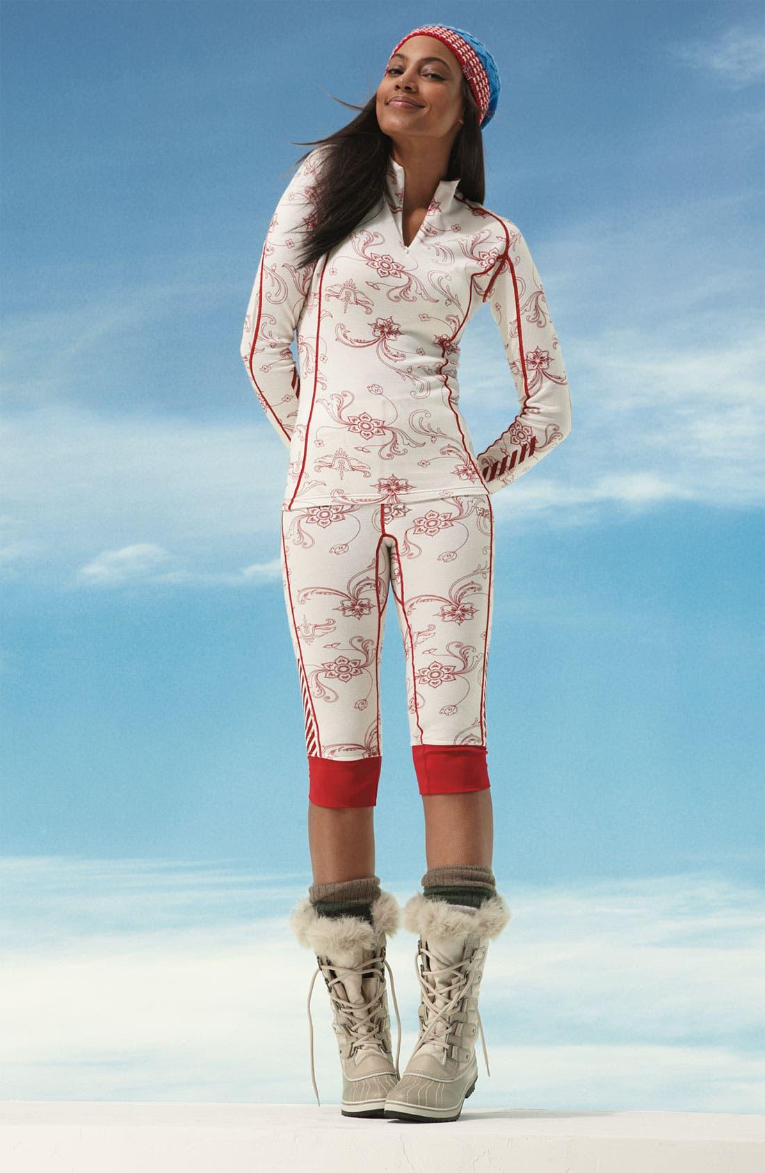 Alternate Image 4  - Helly Hansen 'HH Warm' Base Layer Capris