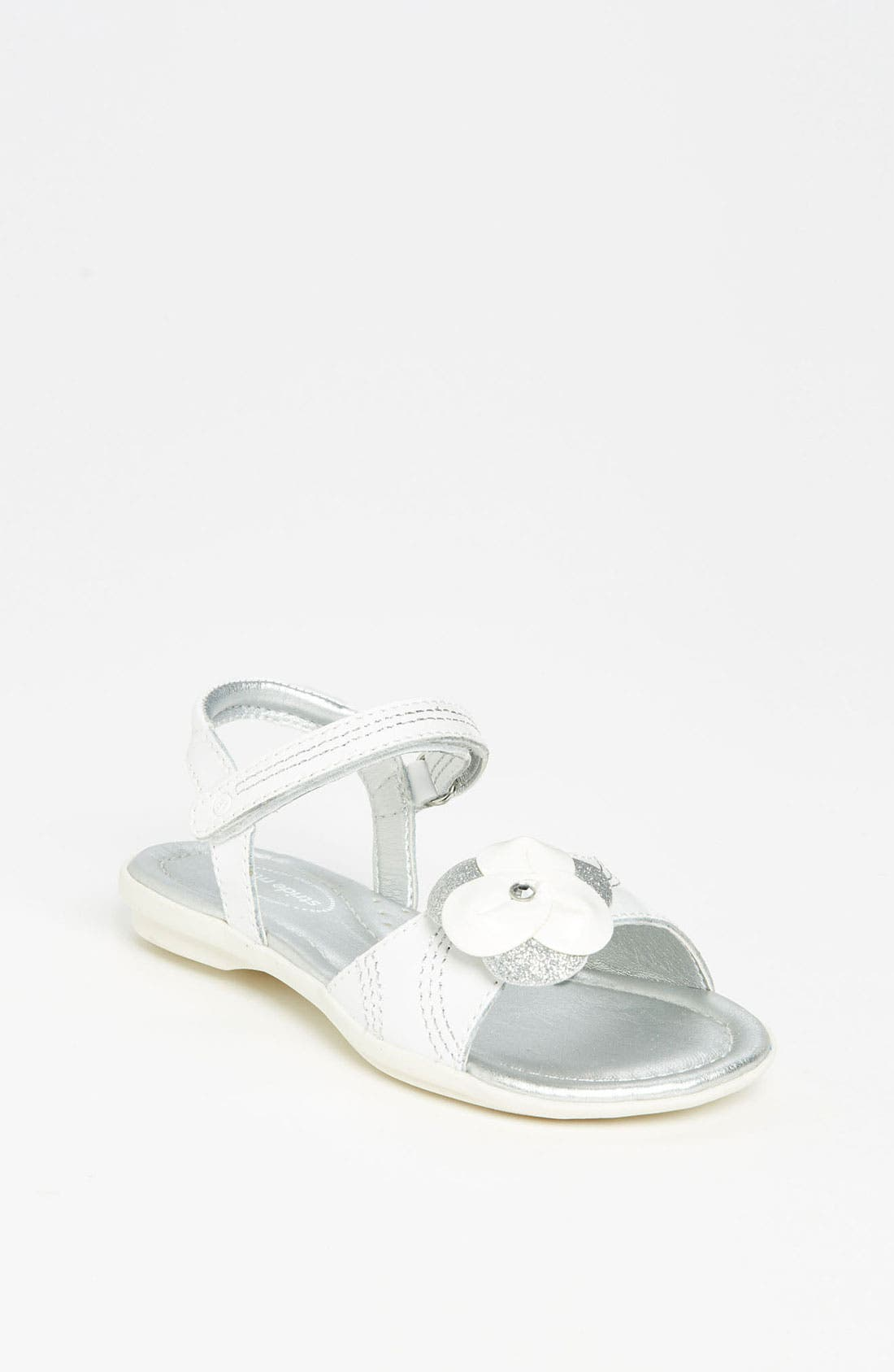 Alternate Image 1 Selected - Stride Rite 'Laverne' Sandal (Toddler & Little Kid)