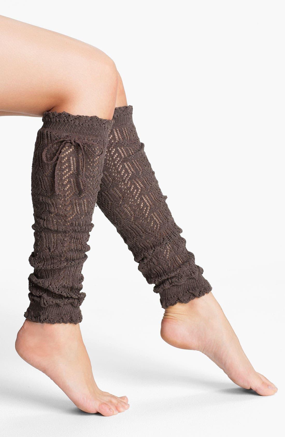 Main Image - Oroblu 'Camille' Leg Warmers