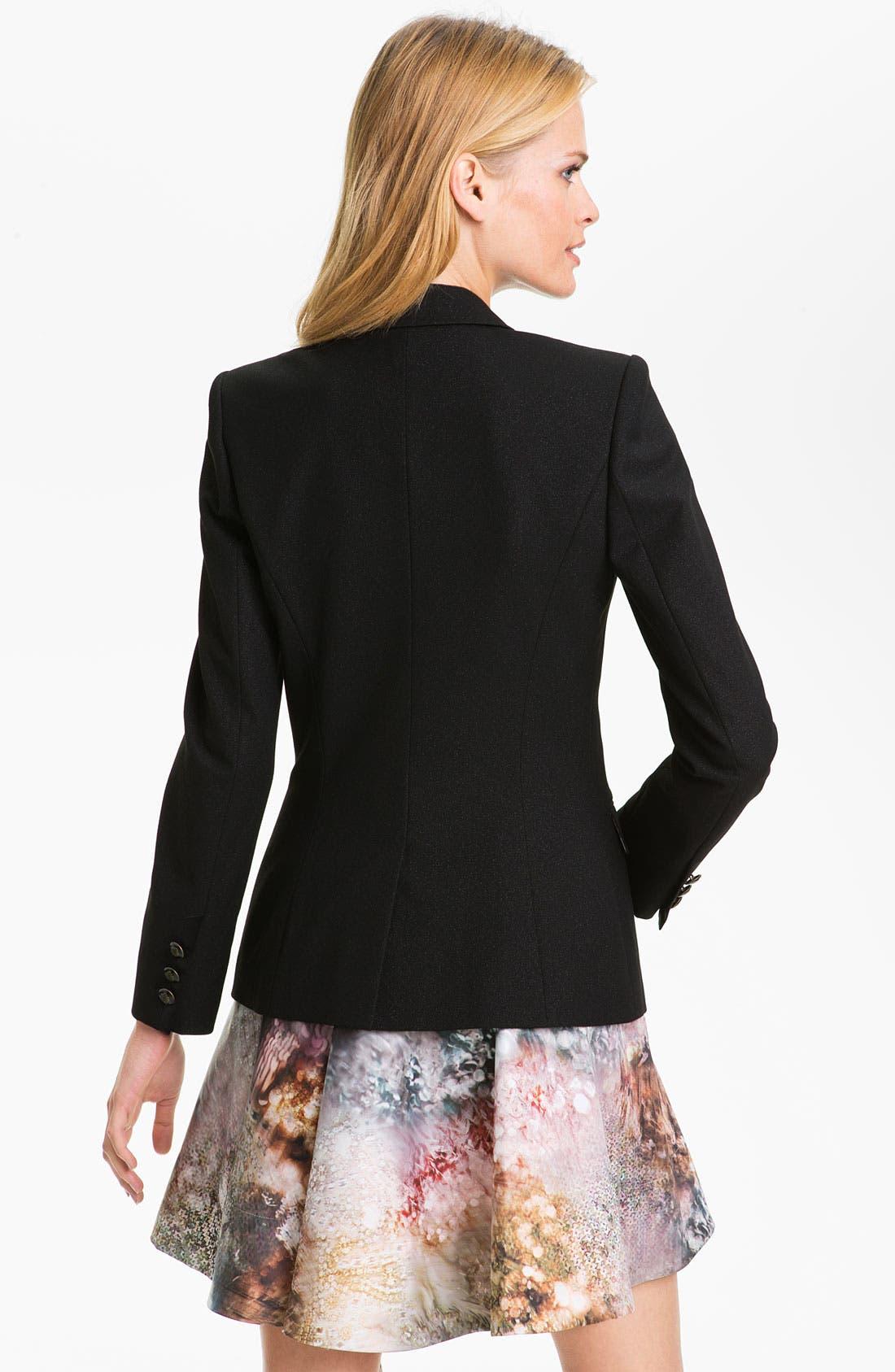 Alternate Image 2  - Ted Baker London 'Mowna' Suit Blazer