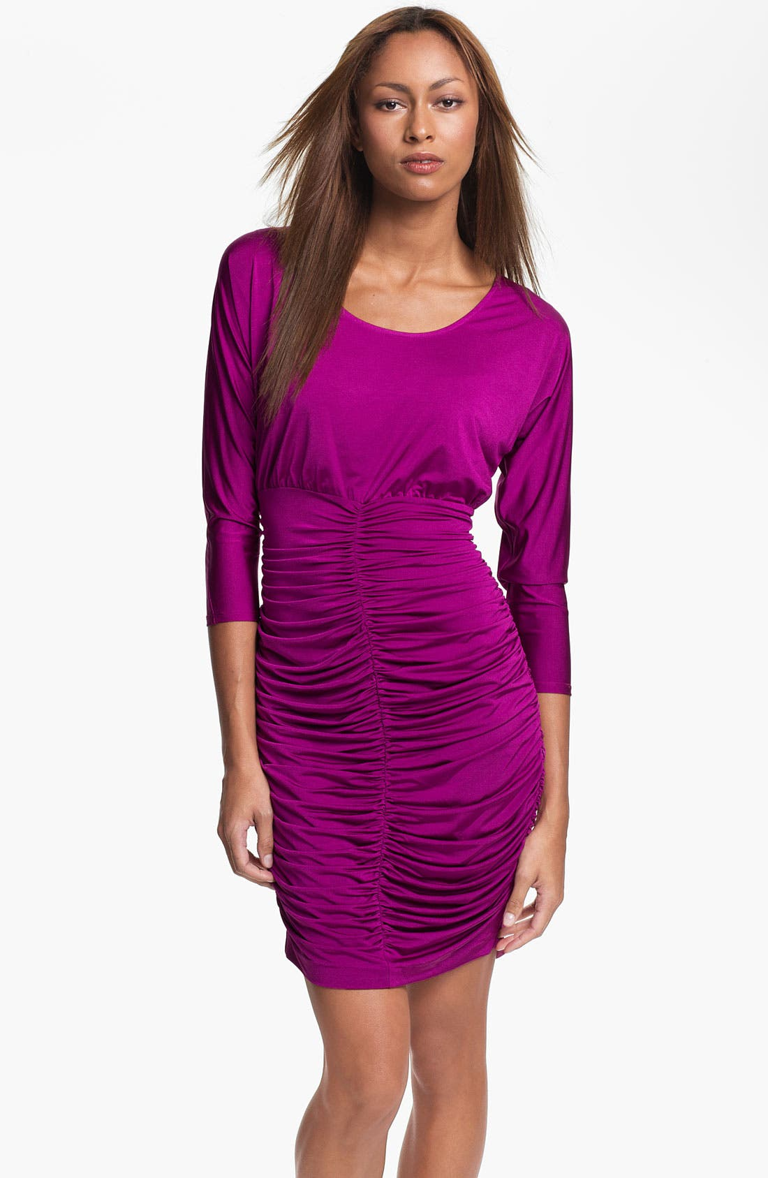 Alternate Image 1 Selected - Marc New York by Andrew Marc Jersey Sheath Dress