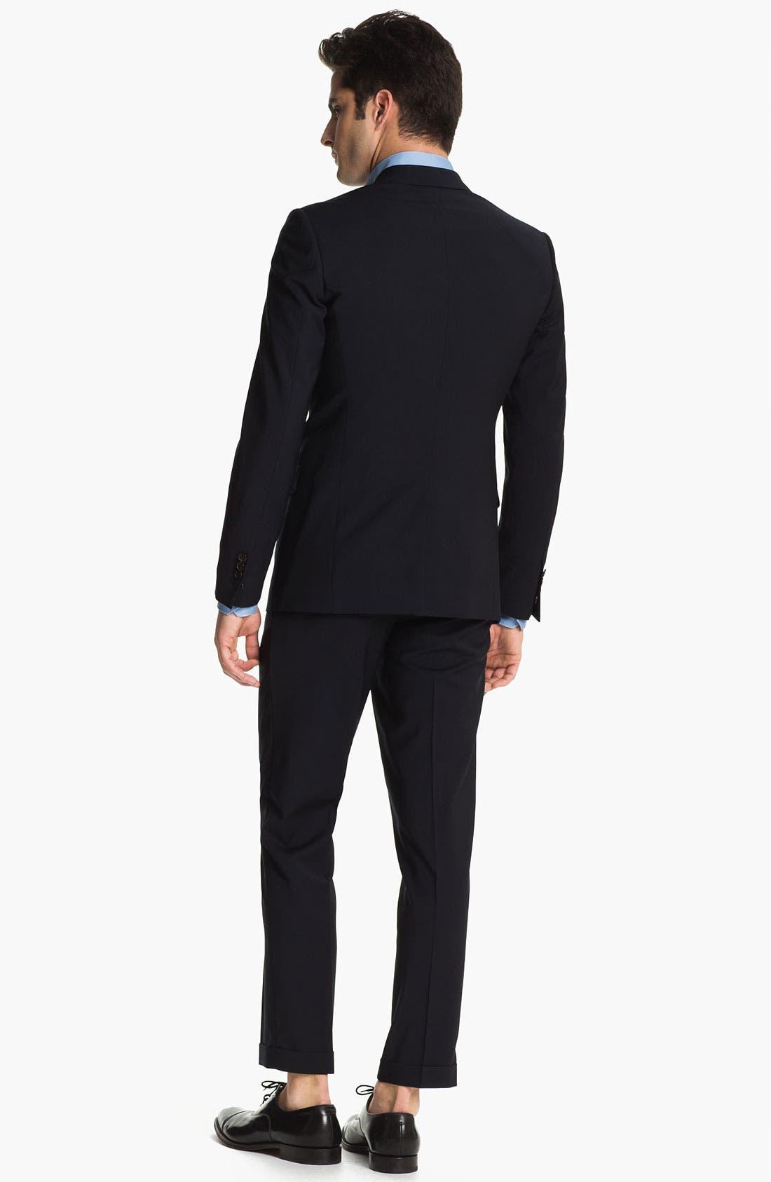 Alternate Image 2  - Dsquared2 Virgin Wool Suit