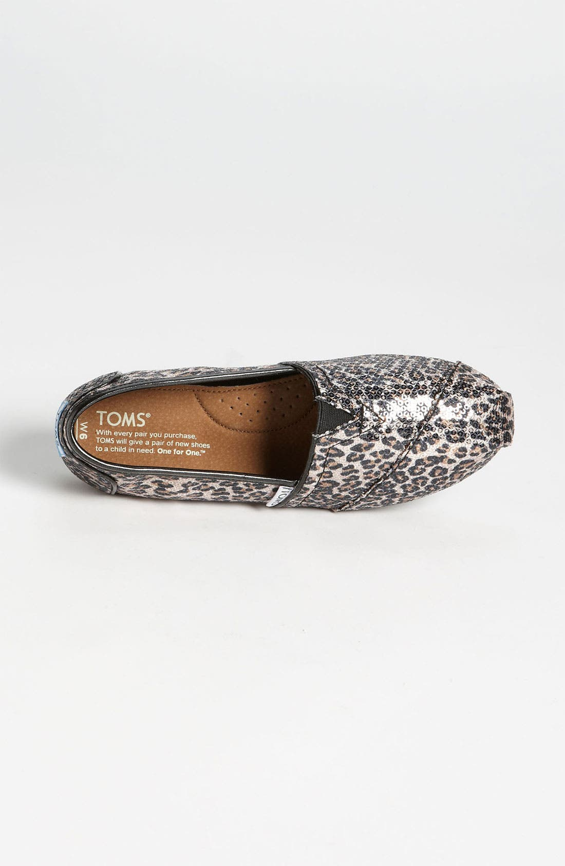 Alternate Image 3  - TOMS 'Classic Panthera - Sequins' Slip-On (Women) (Nordstrom Exclusive)