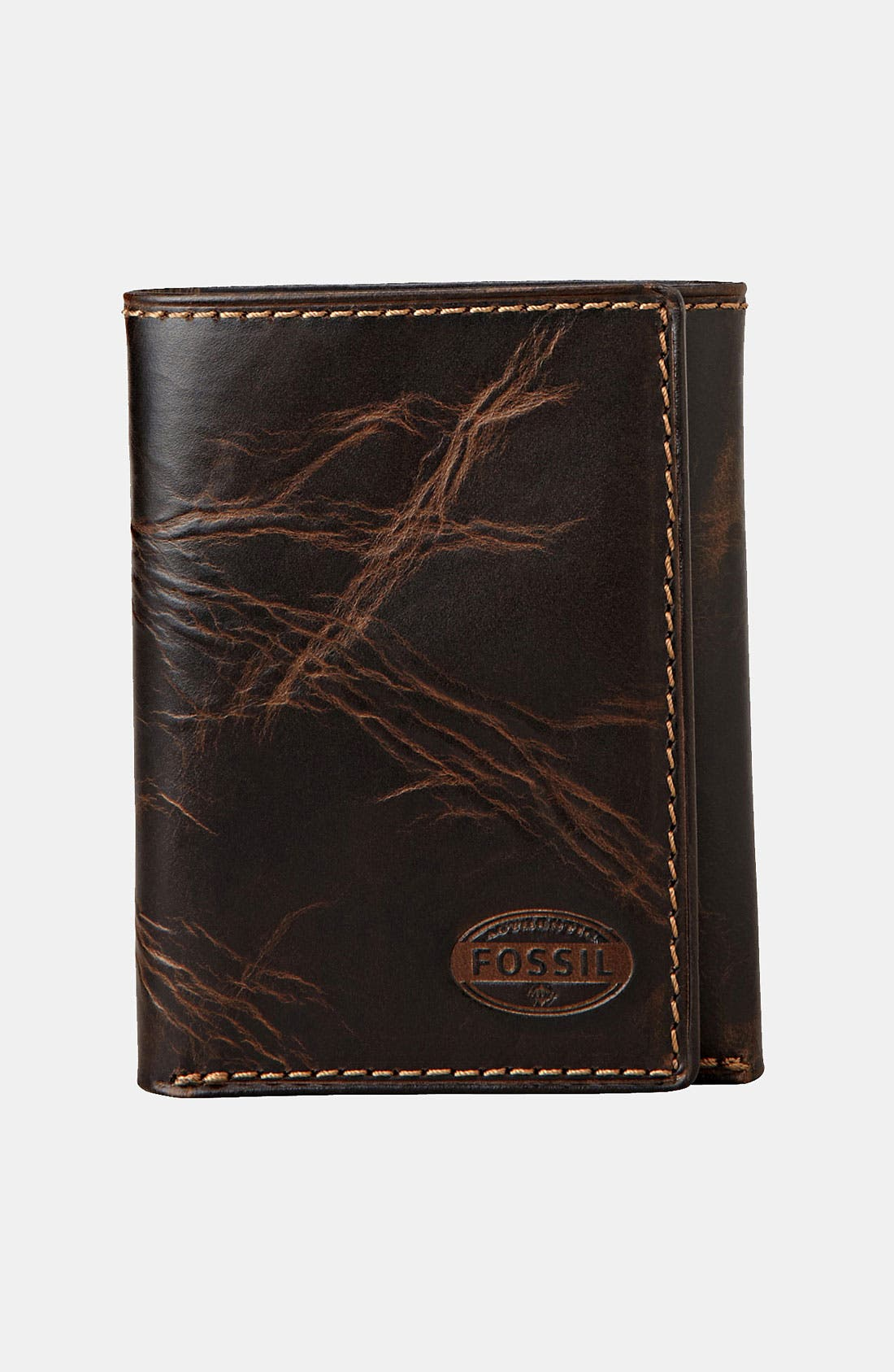 Alternate Image 2  - Fossil 'Norton' Trifold Wallet