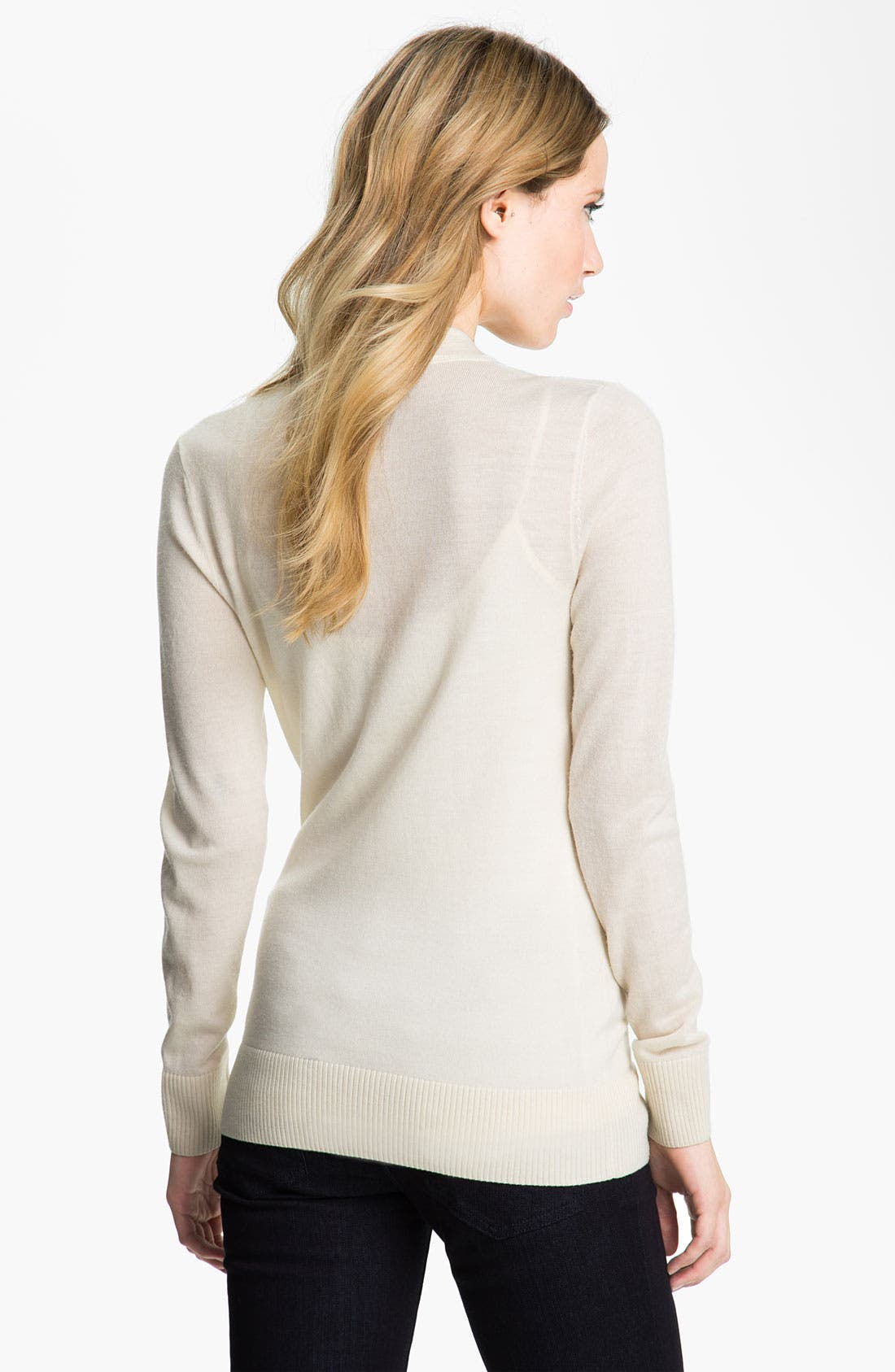 Alternate Image 2  - Tory Burch 'Simone' Merino Cardigan