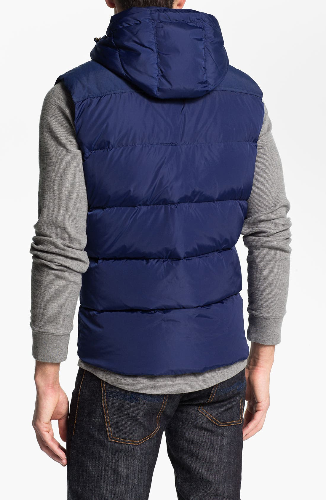 Alternate Image 2  - Scotch & Soda Quilted Vest