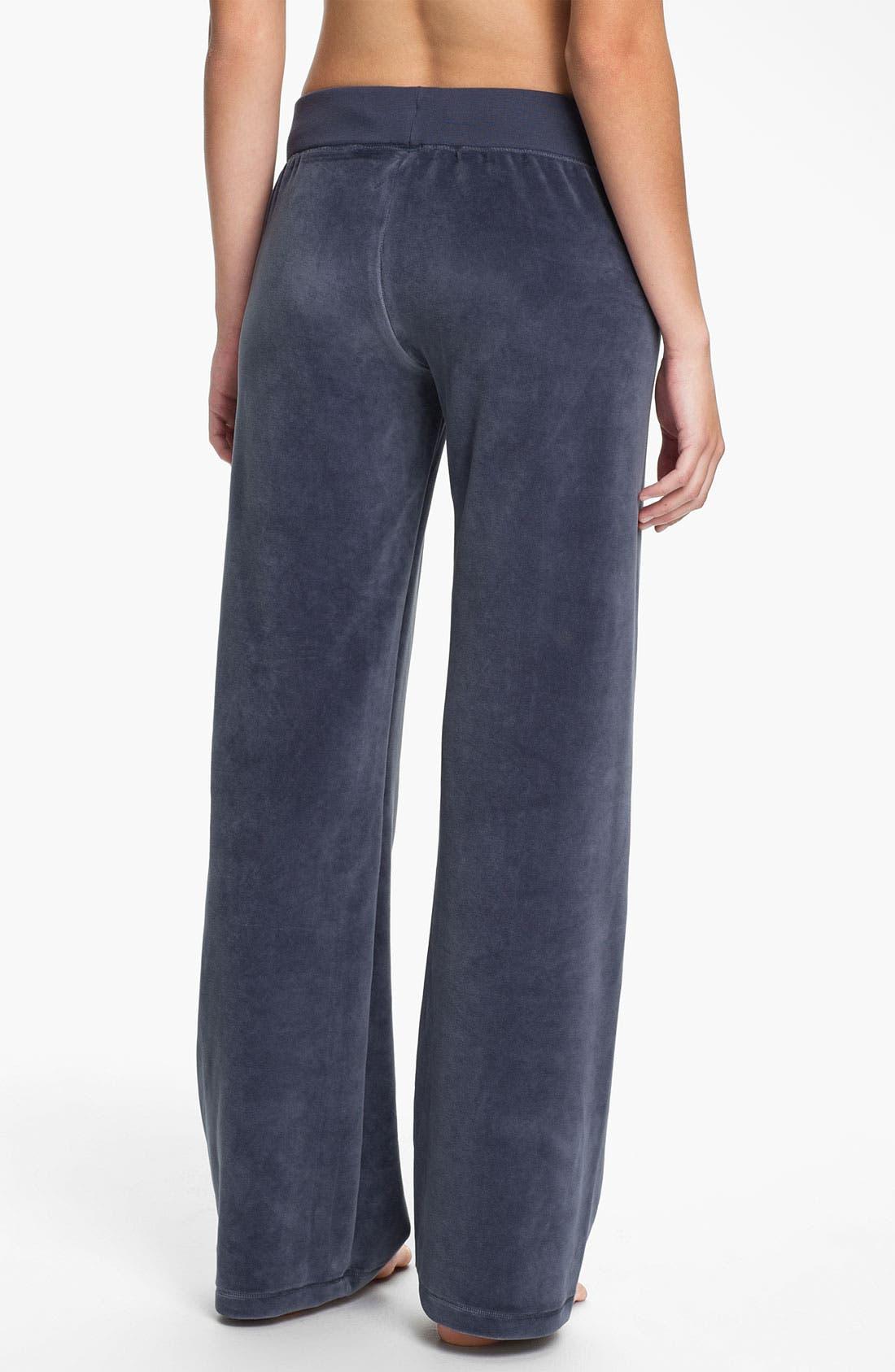 Alternate Image 2  - Nike 'Oh' Velour Pants