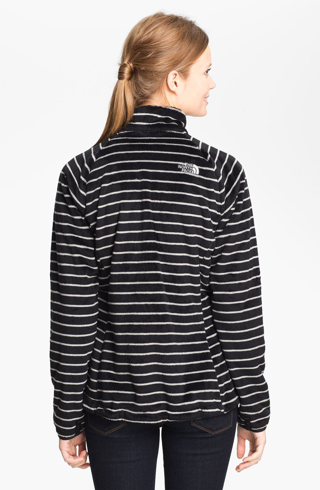 Alternate Image 2  - The North Face 'Osito' Stripe Fleece Jacket