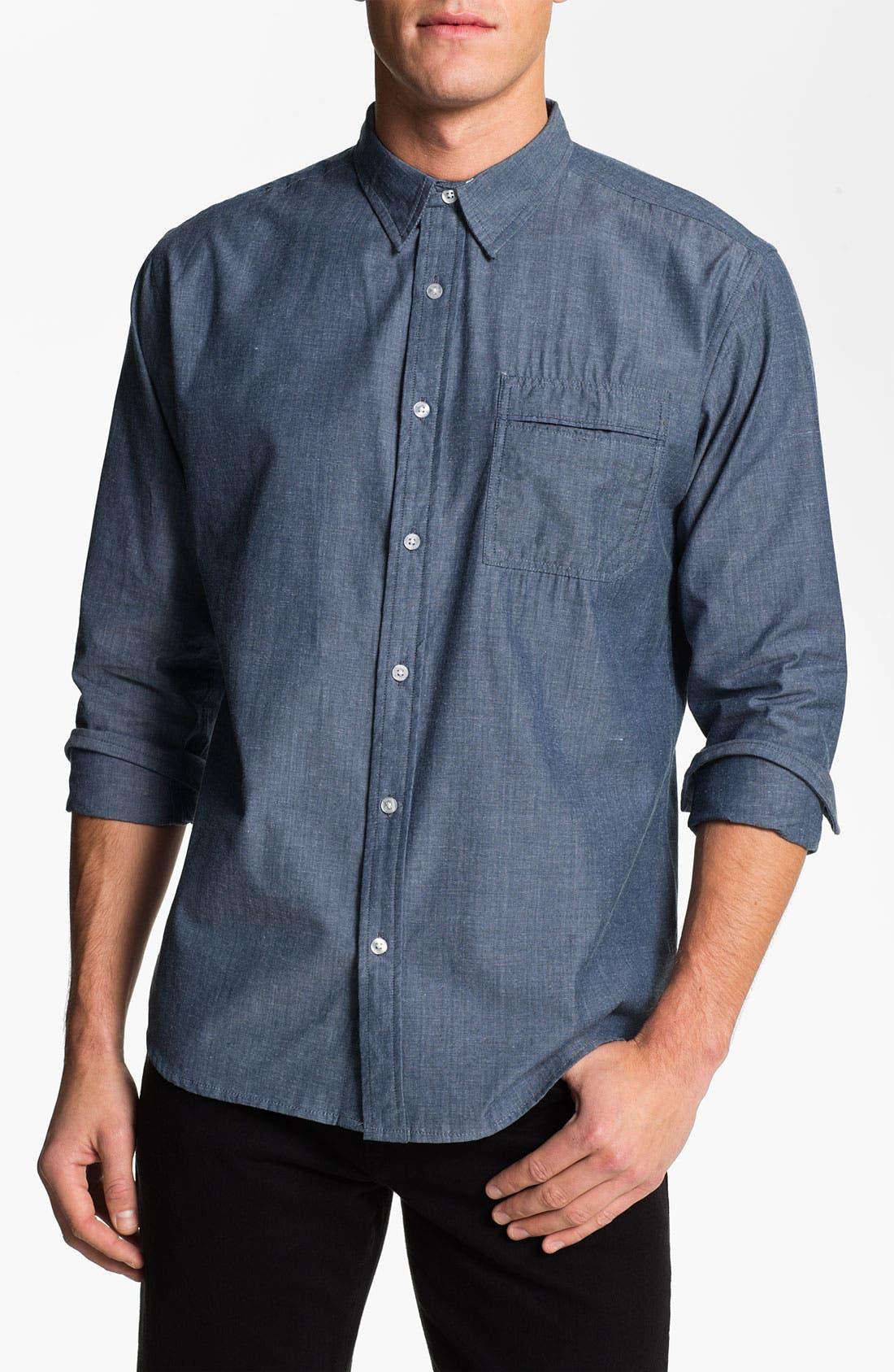 Main Image - Ezekiel 'Kony' Chambray Shirt