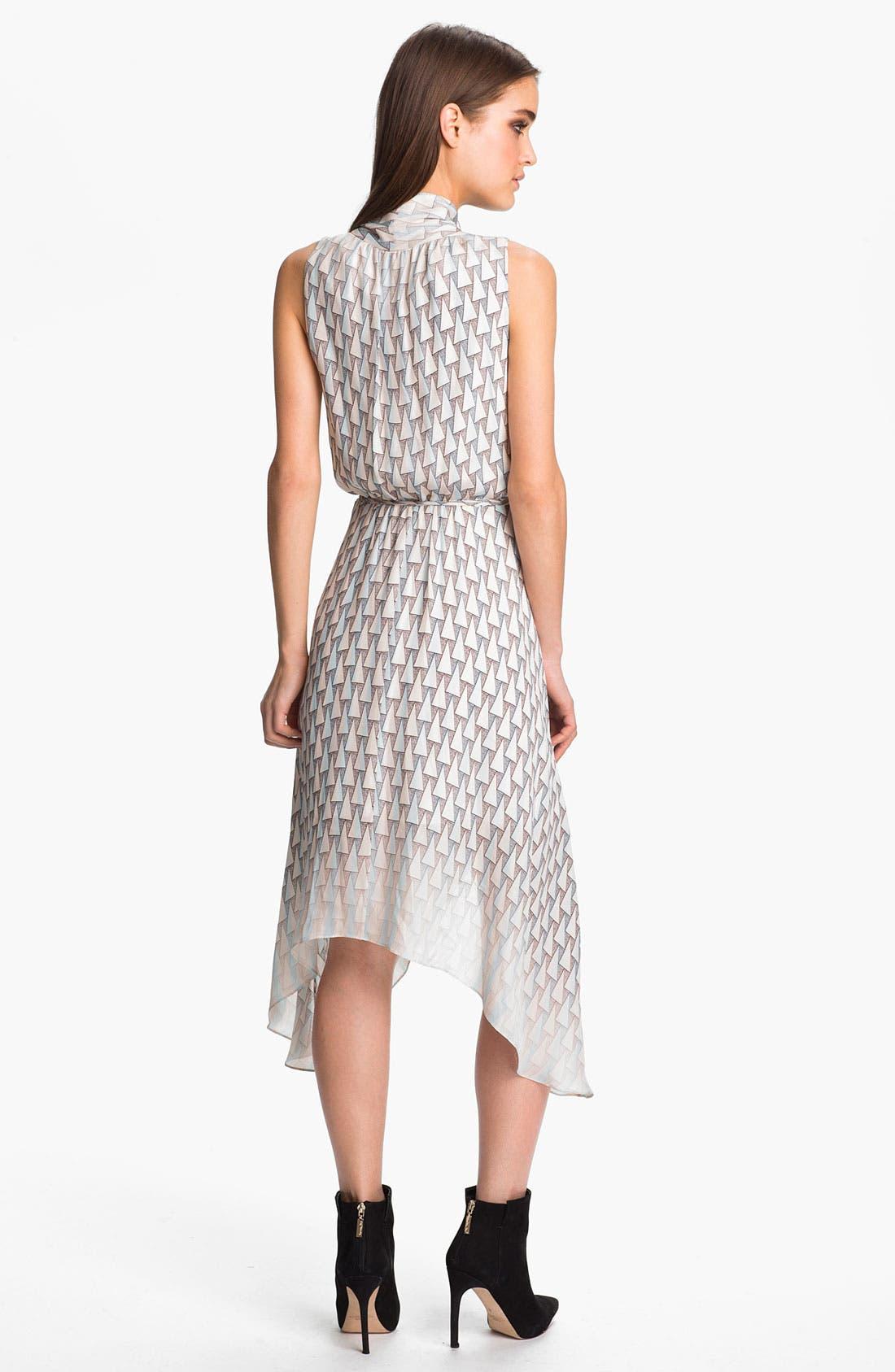 Alternate Image 2  - Rebecca Minkoff 'Eros' Asymmetrical Wrap Dress