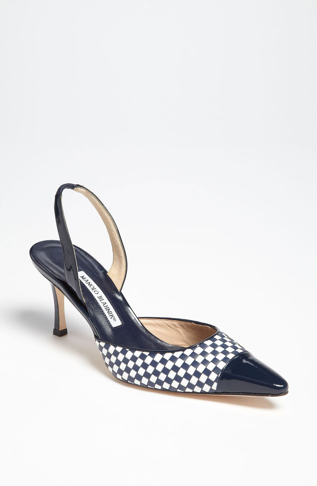 Alternate Image 1 Selected - Manolo Blahnik 'Carolyne' Pump
