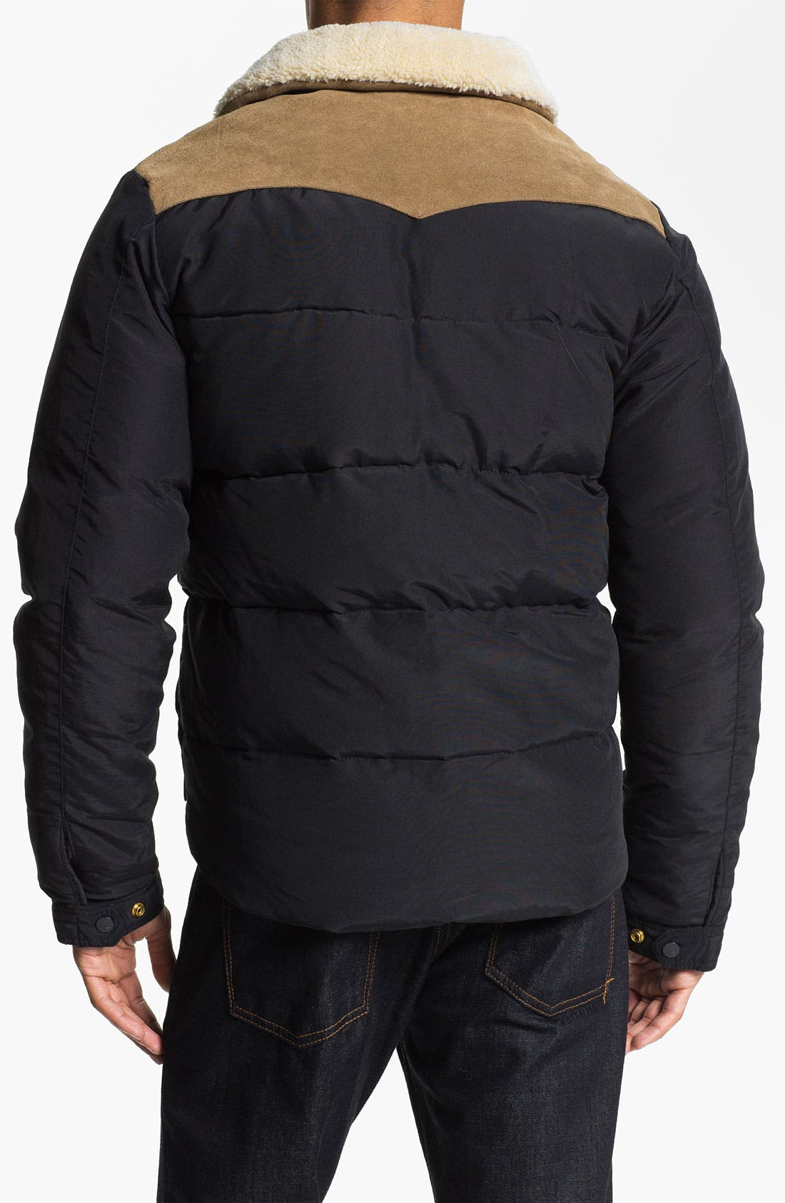 Alternate Image 2  - Scotch & Soda Quilted Jacket