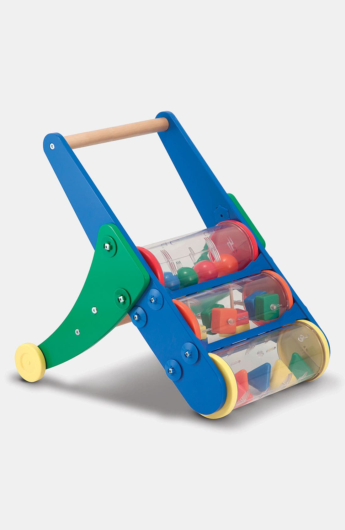 Melissa & Doug 'Rattle Roll' Push Toy