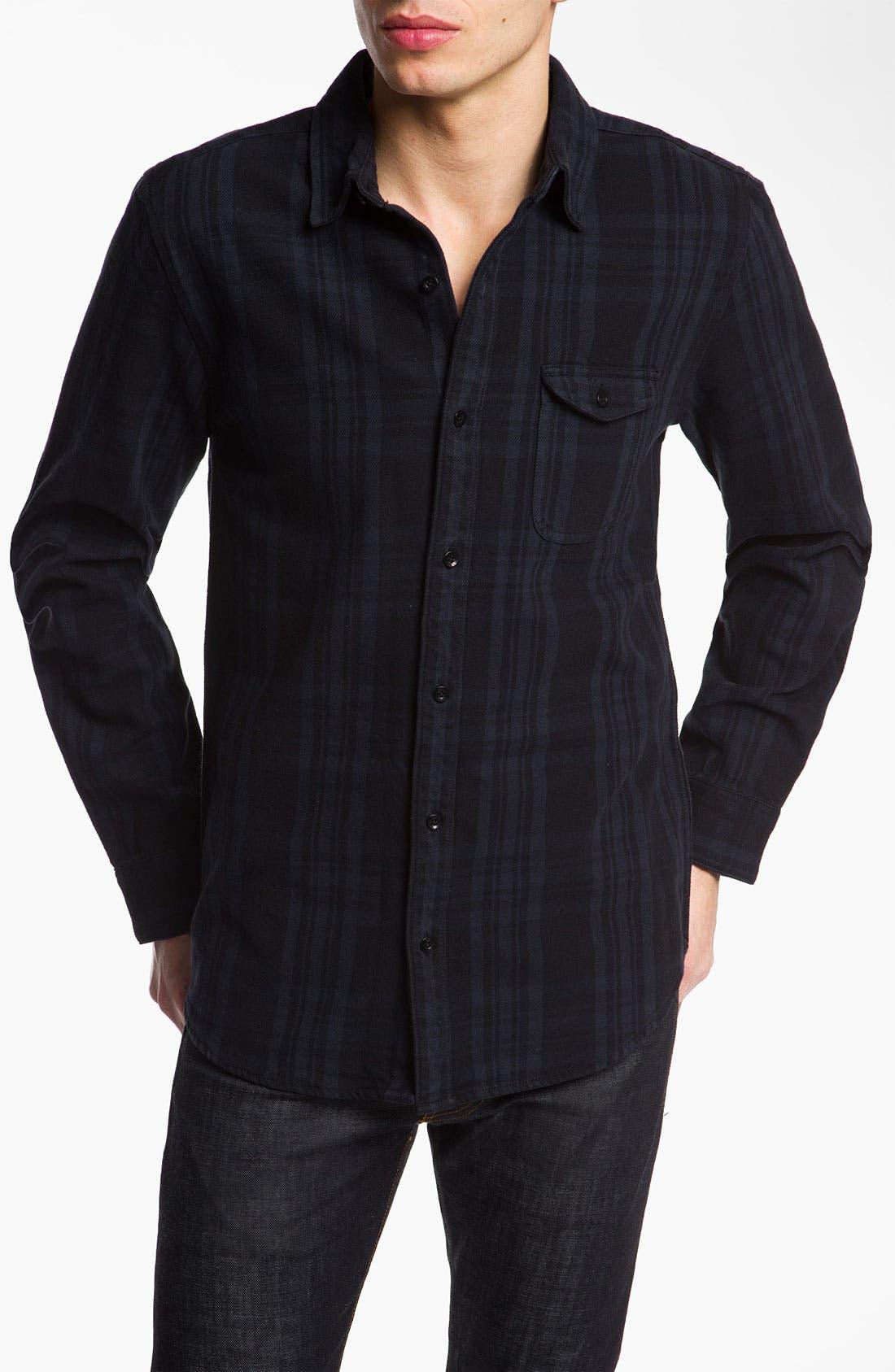 Main Image - VSTR 'Jackson' Plaid Woven Shirt