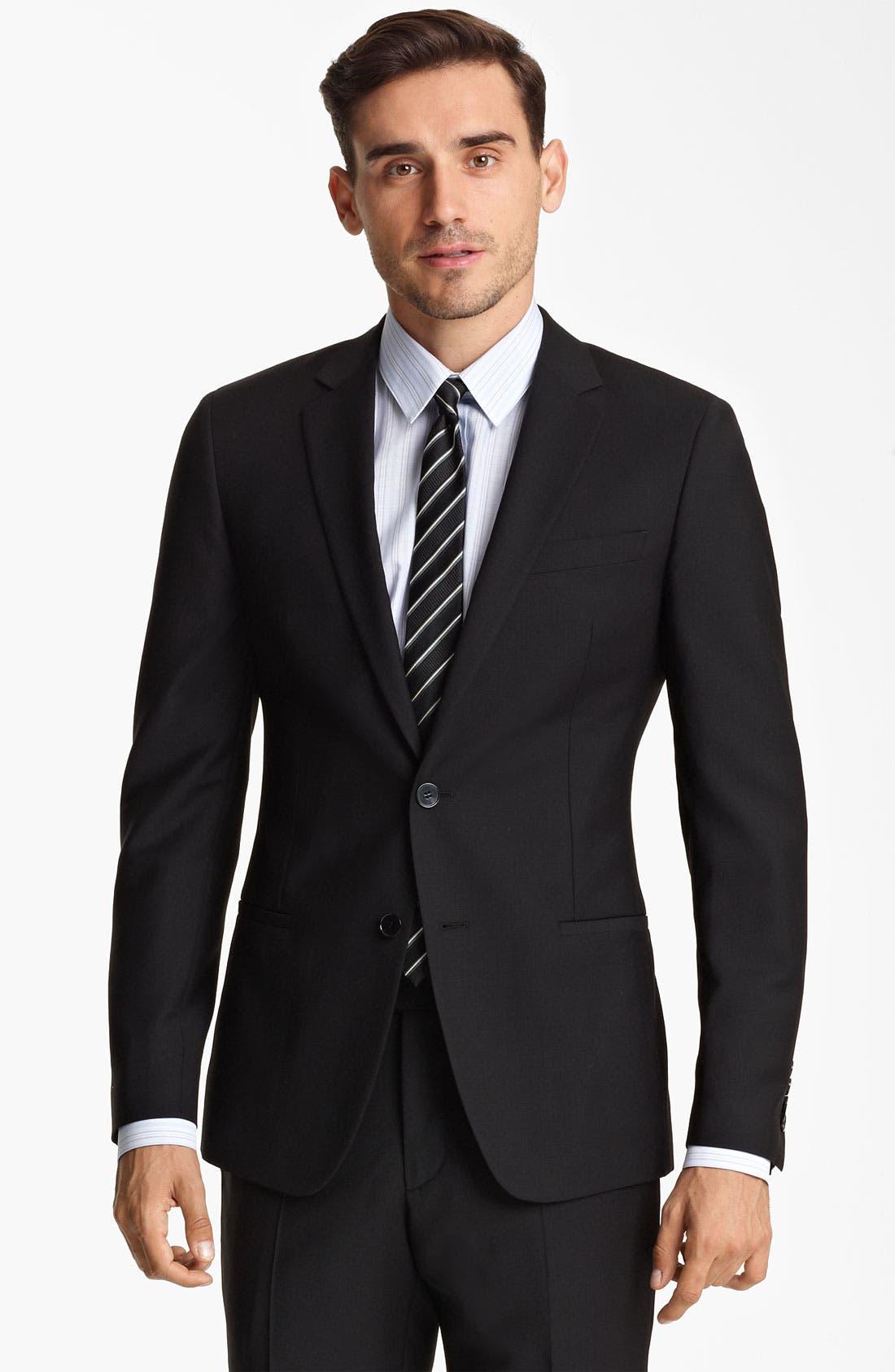 Main Image - Dolce&Gabbana Wool Suit