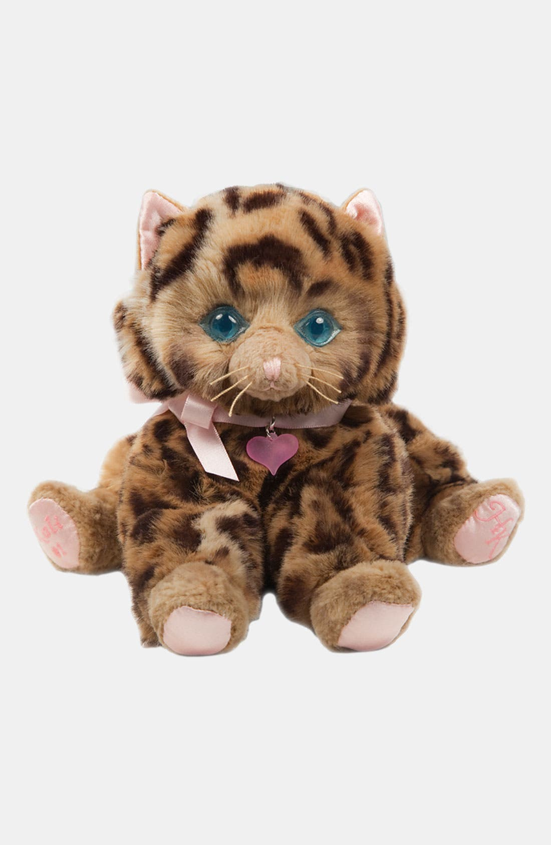 Alternate Image 1 Selected - Hannah's Kittens® 'Kali' Leopard Plush Collectible