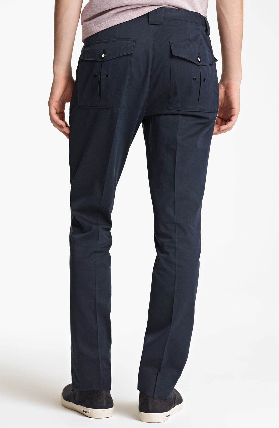Alternate Image 2  - KENZO Slim Fit Pants