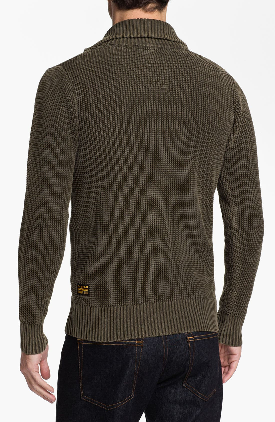 Alternate Image 2  - G-Star Raw 'Johann' Henley Sweater