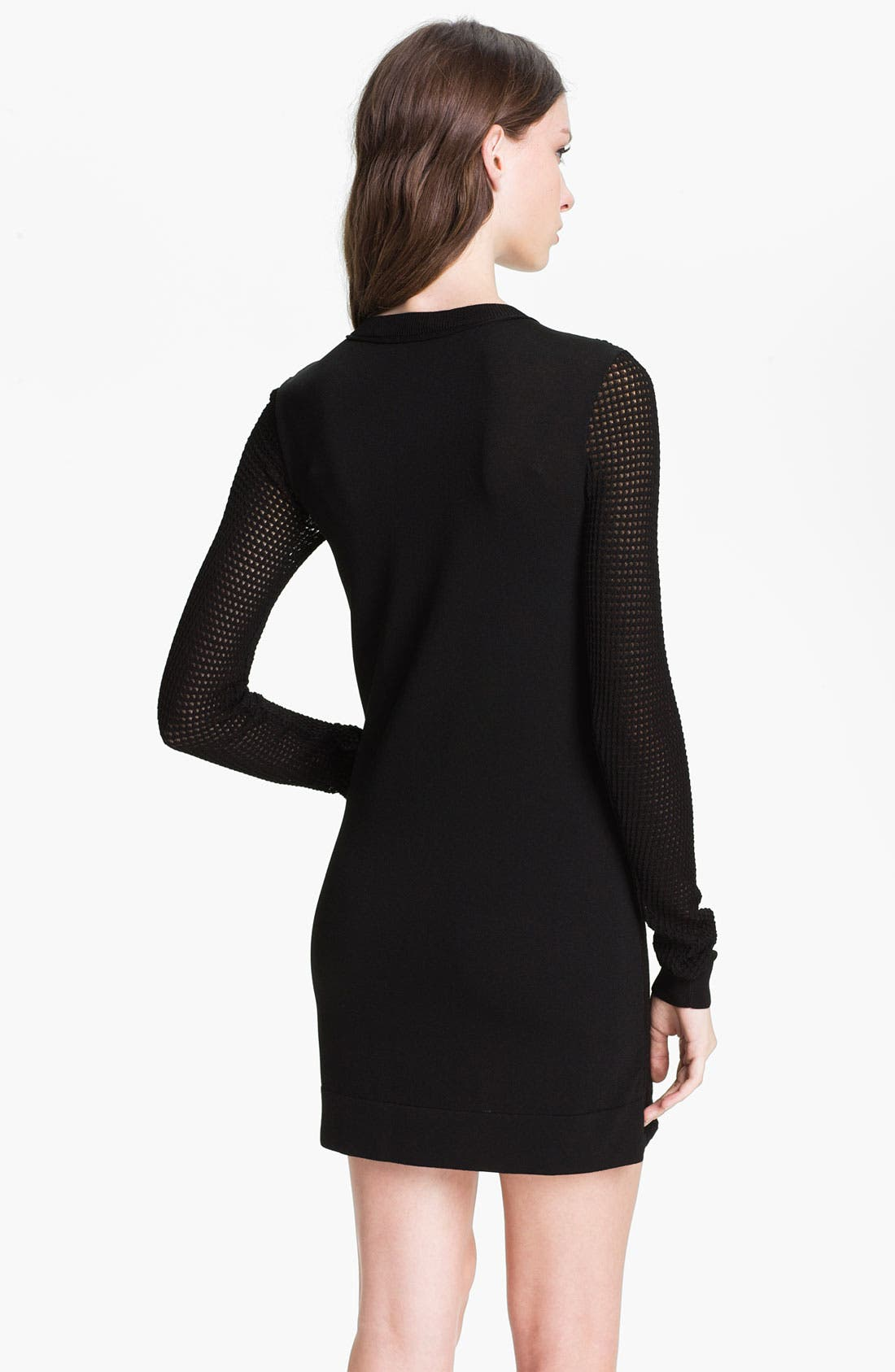 Alternate Image 2  - Diane von Furstenberg 'Linot Bis' Lace Shift Dress