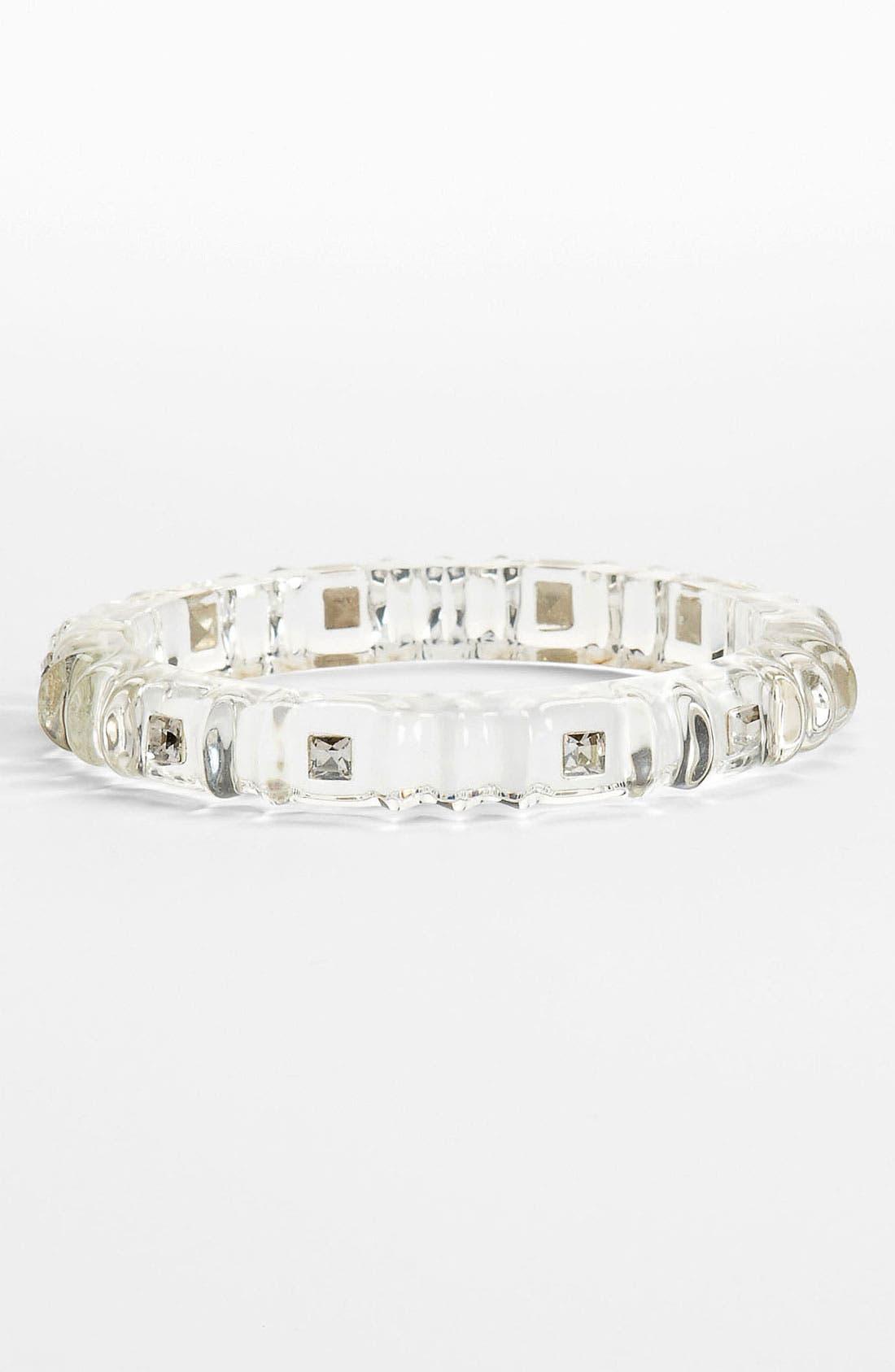 Alternate Image 1 Selected - Alexis Bittar 'Teatro Moderne - Dust' Hinged Bracelet