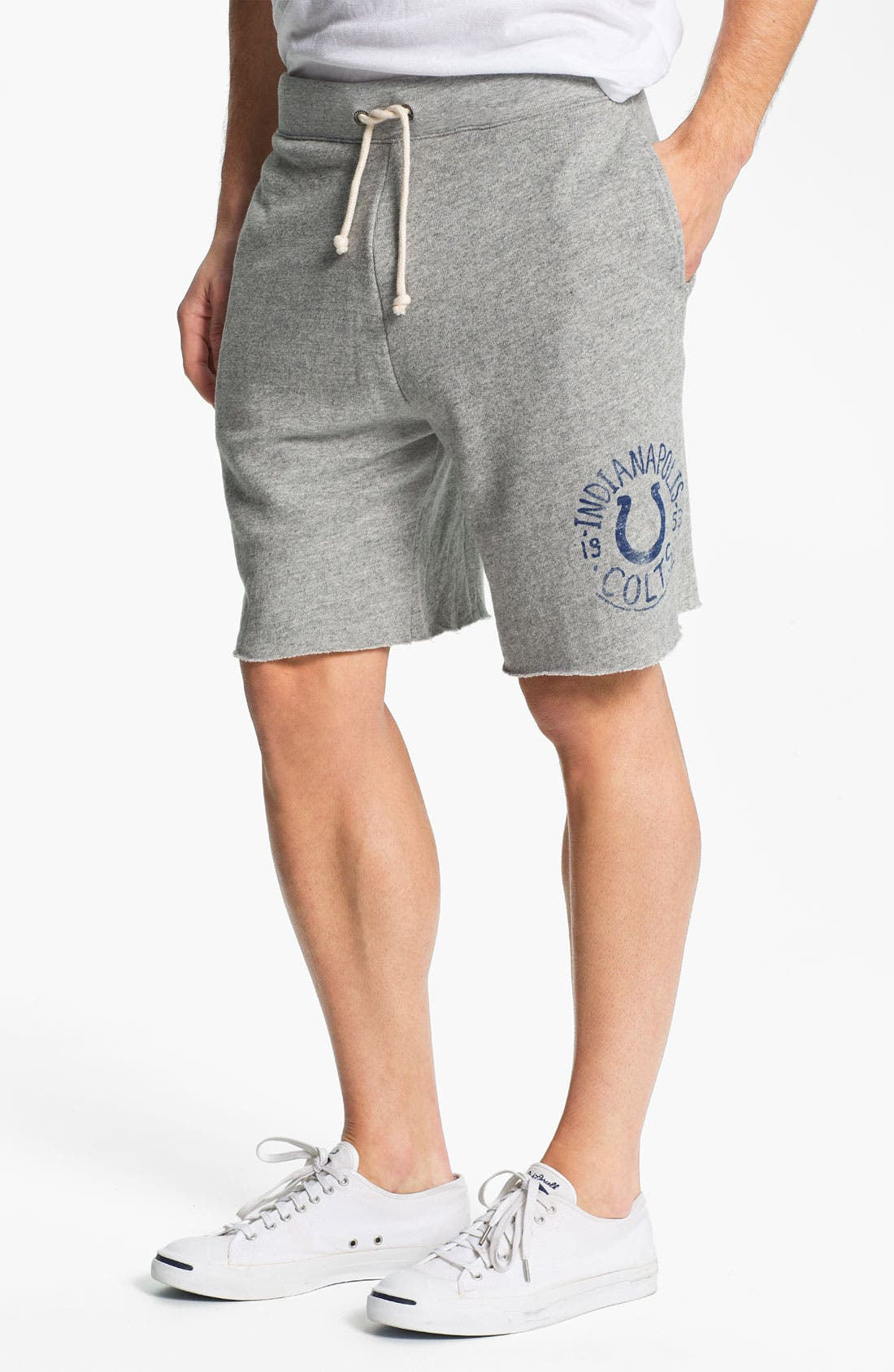 Alternate Image 1 Selected - Junk Food 'Indianapolis Colts' Athletic Shorts