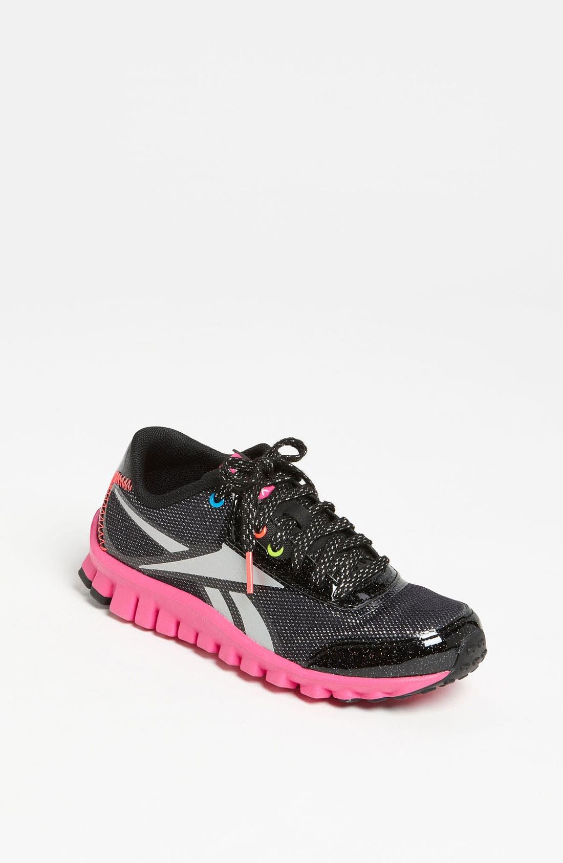 Alternate Image 1 Selected - Reebok 'RealFlex Optimal 3.0' Athletic Shoe (Toddler, Little Kid & Big Kid)