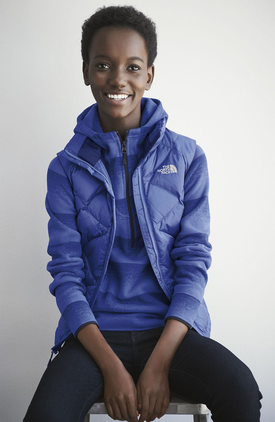 Alternate Image 4  - The North Face 'Aconcagua' Down Vest