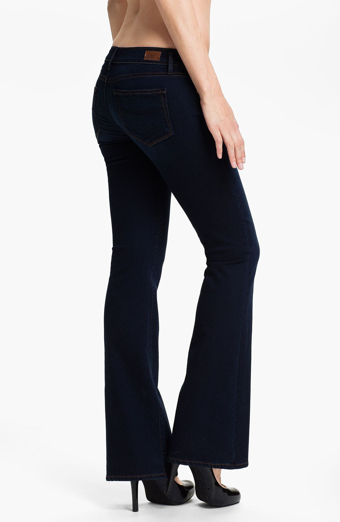 Alternate Image 2  - Paige Denim 'Skyline' Bootcut Jeans (Lynx)