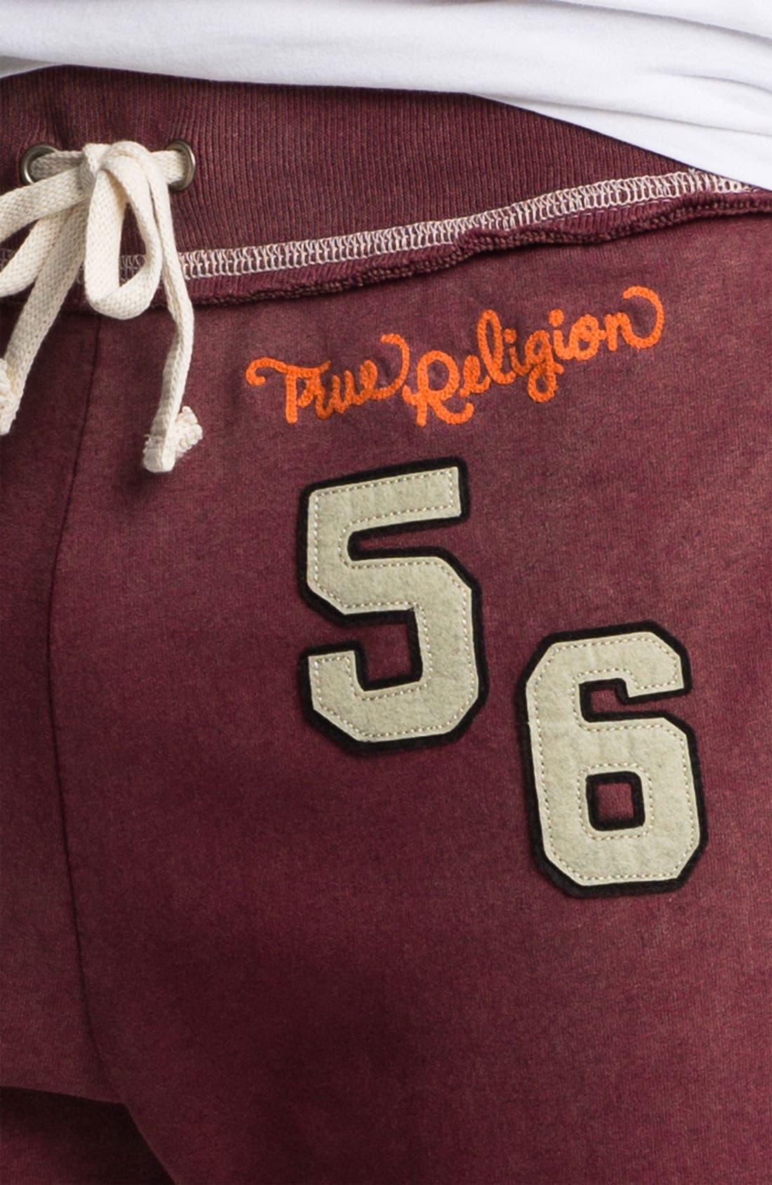 Alternate Image 3  - True Religion Brand Jeans 'Rockwood Tiger' Athletic Pants (Online Exclusive)