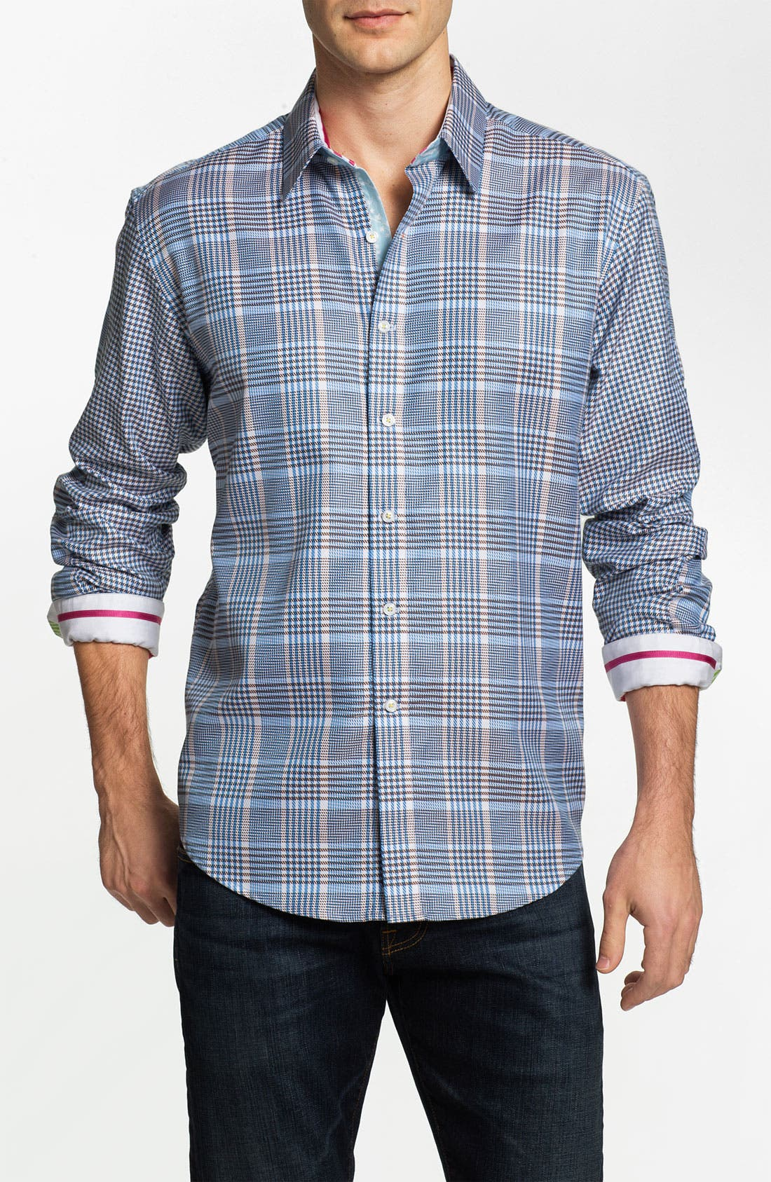 Alternate Image 1 Selected - Robert Graham 'Swizzle' Sport Shirt